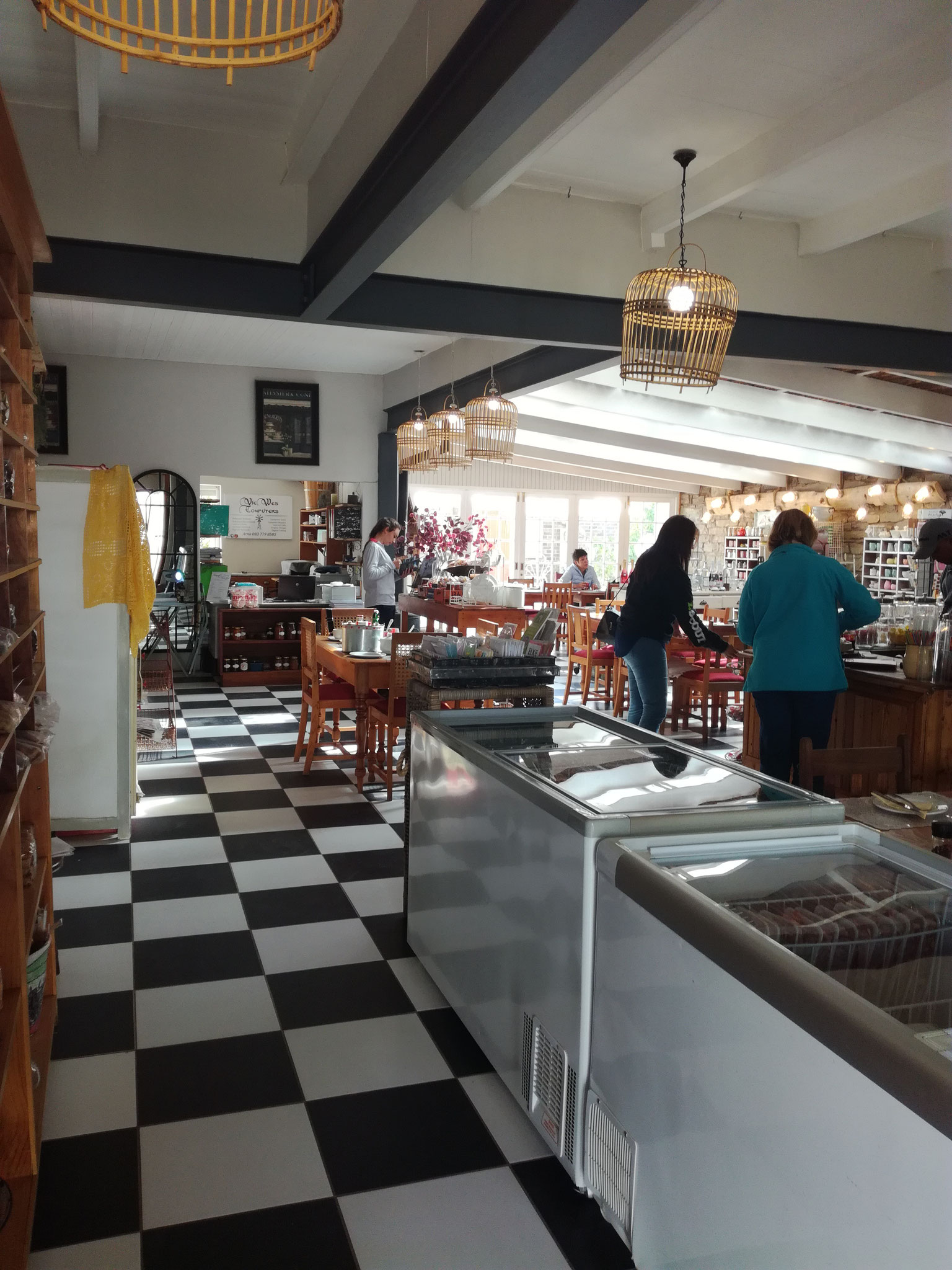 Karoo Deli - hier haben wir gefrühstückt