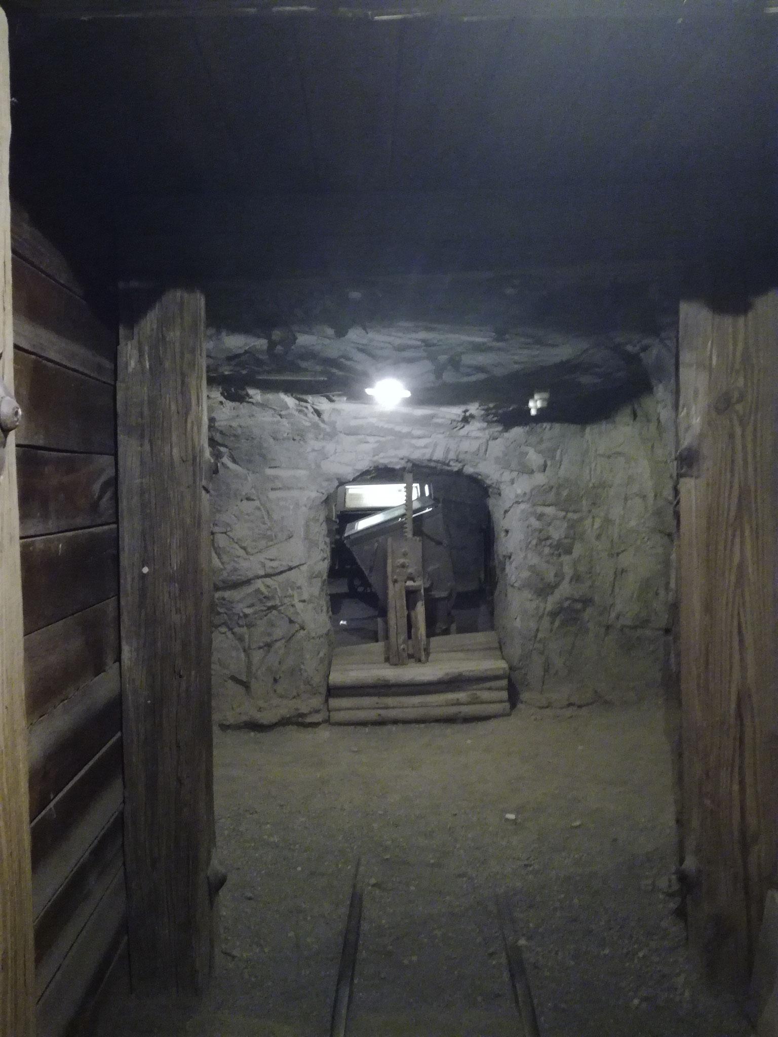 Die nachgeahmte Mine