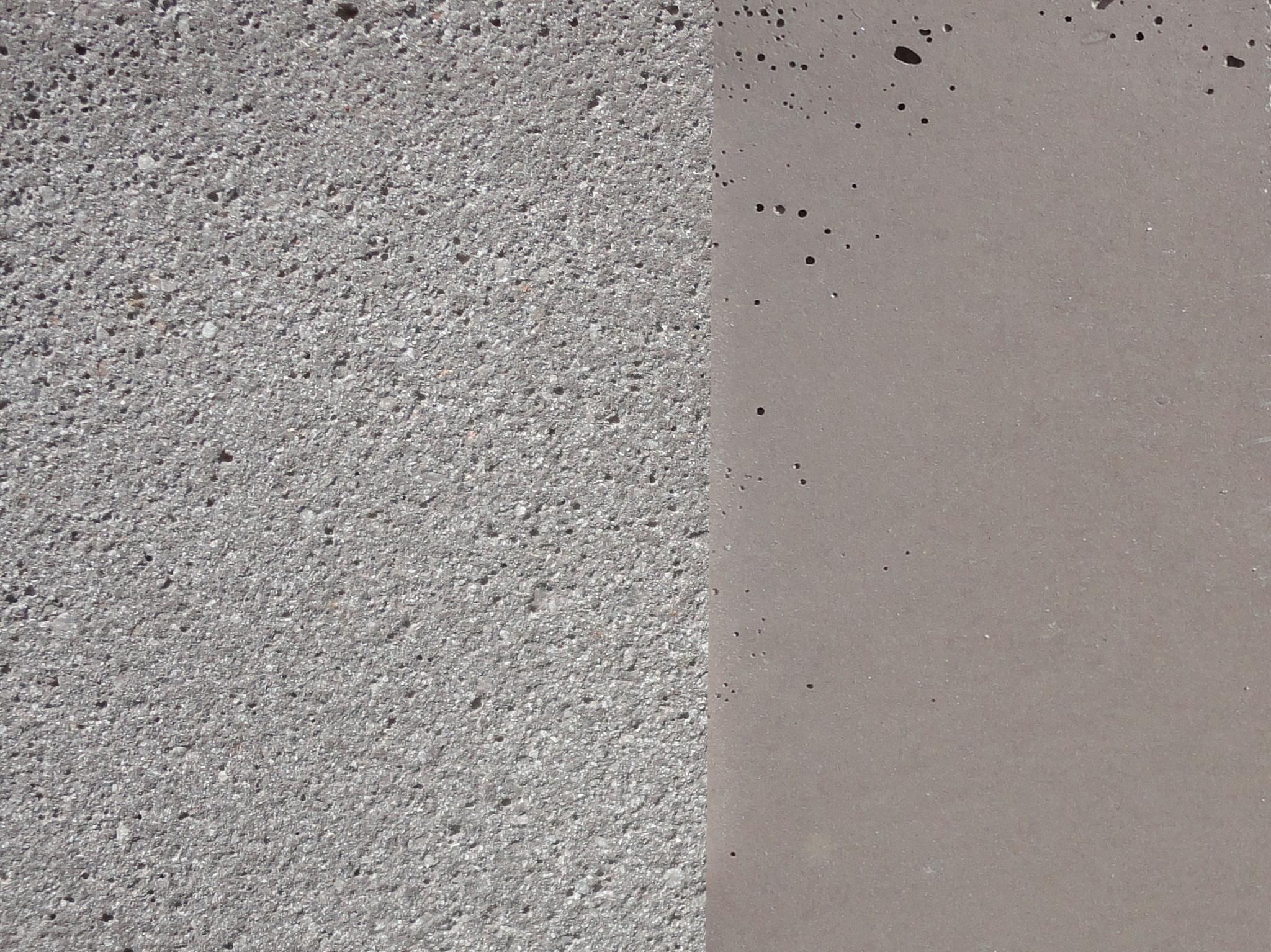 Farbe: Seidengrau, Farbnummer: 16, sandgestrahlt/schalrein