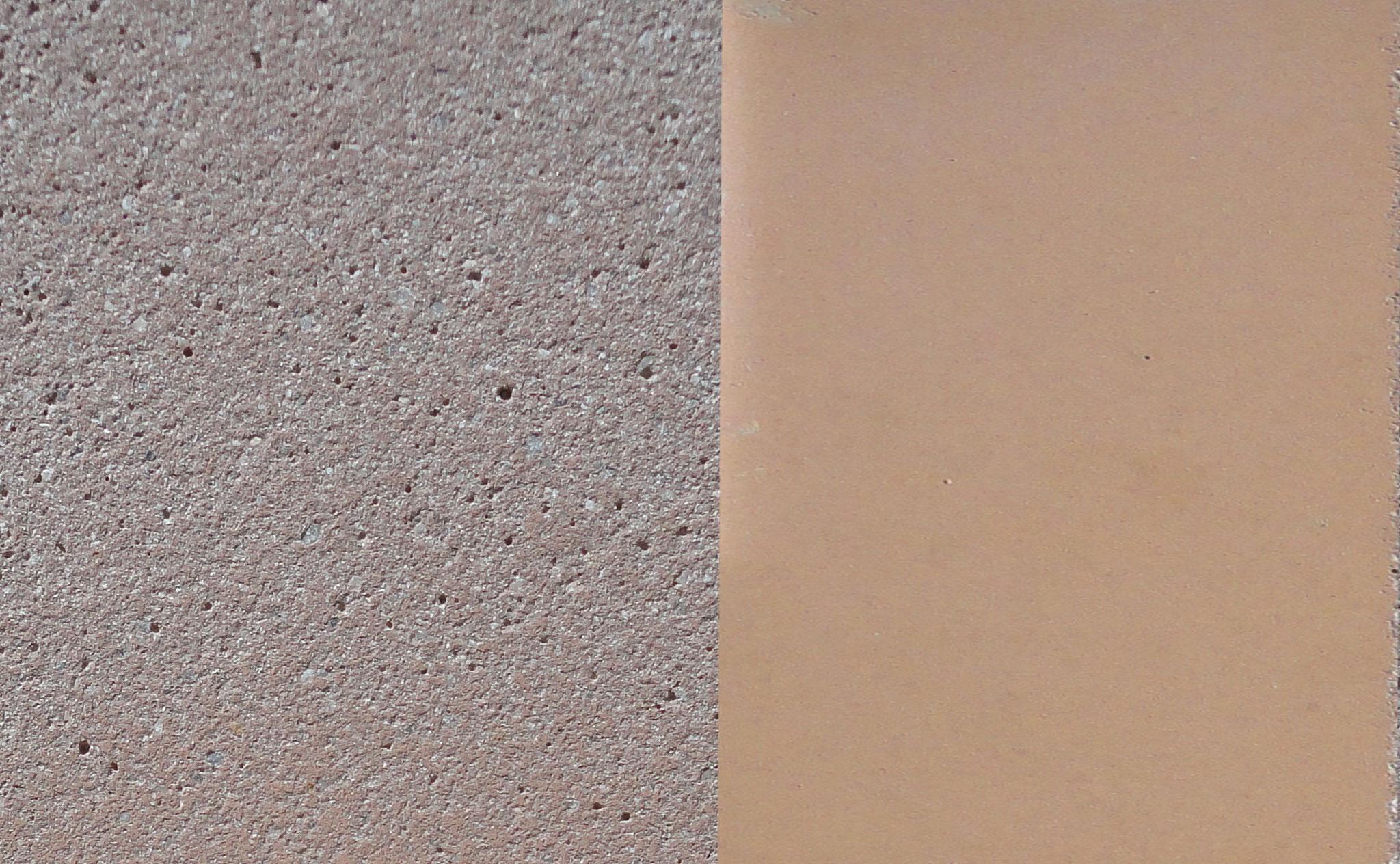 Farbe: ocker-grau, Farbnummer: 1, sandgestrahlt/schalrein