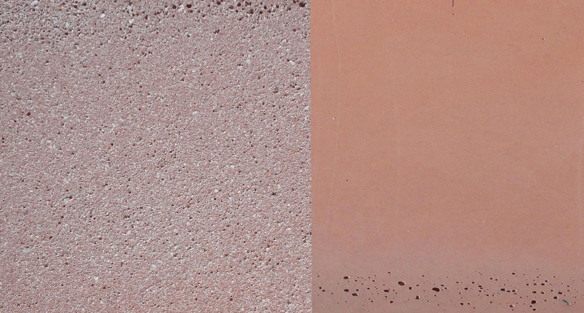 Farbe: indian red, Farbnummer: 9, sandgestrahlt/schalrein