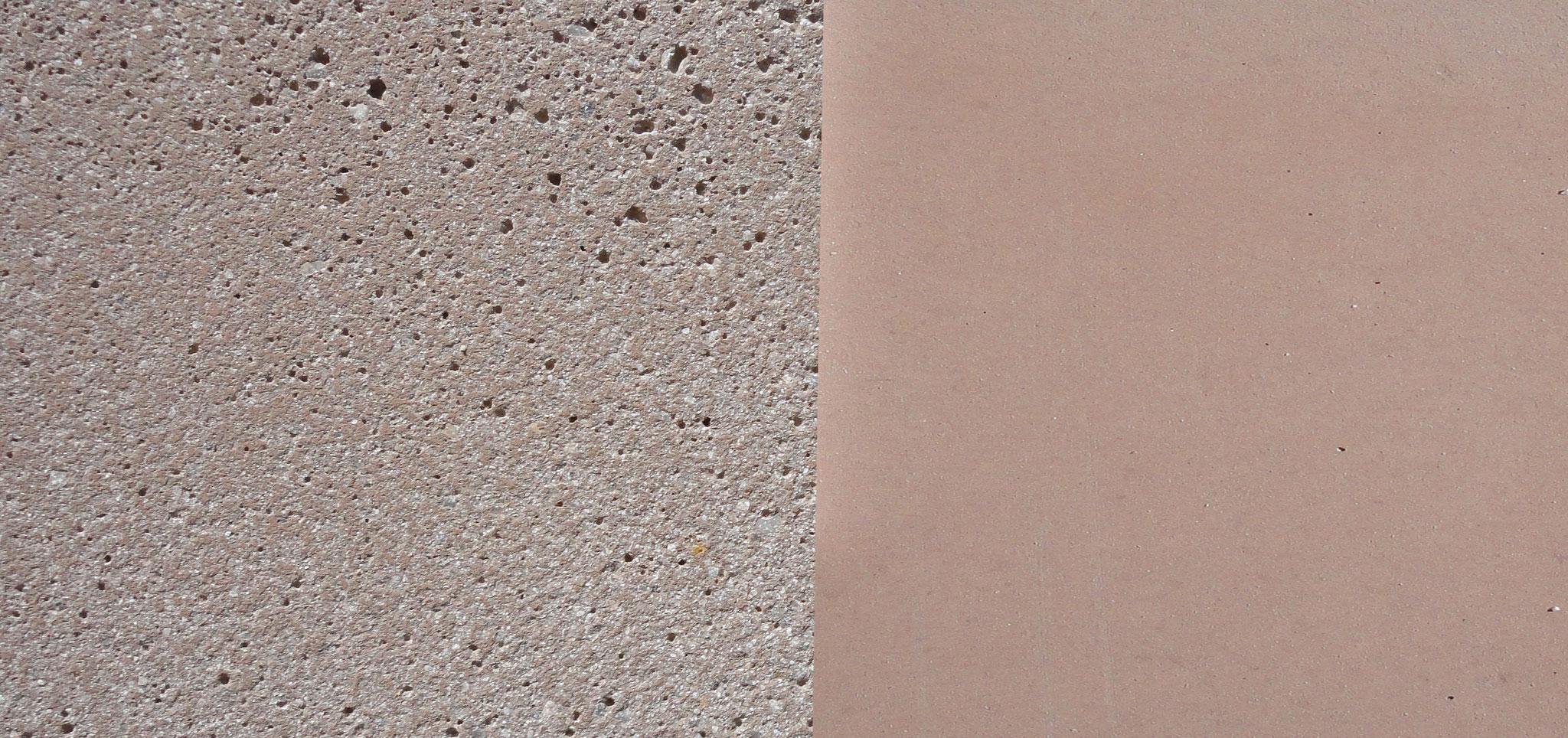 Farbe: Sarvanna, Farbnummer: 3, sandgestrahlt/schalrein
