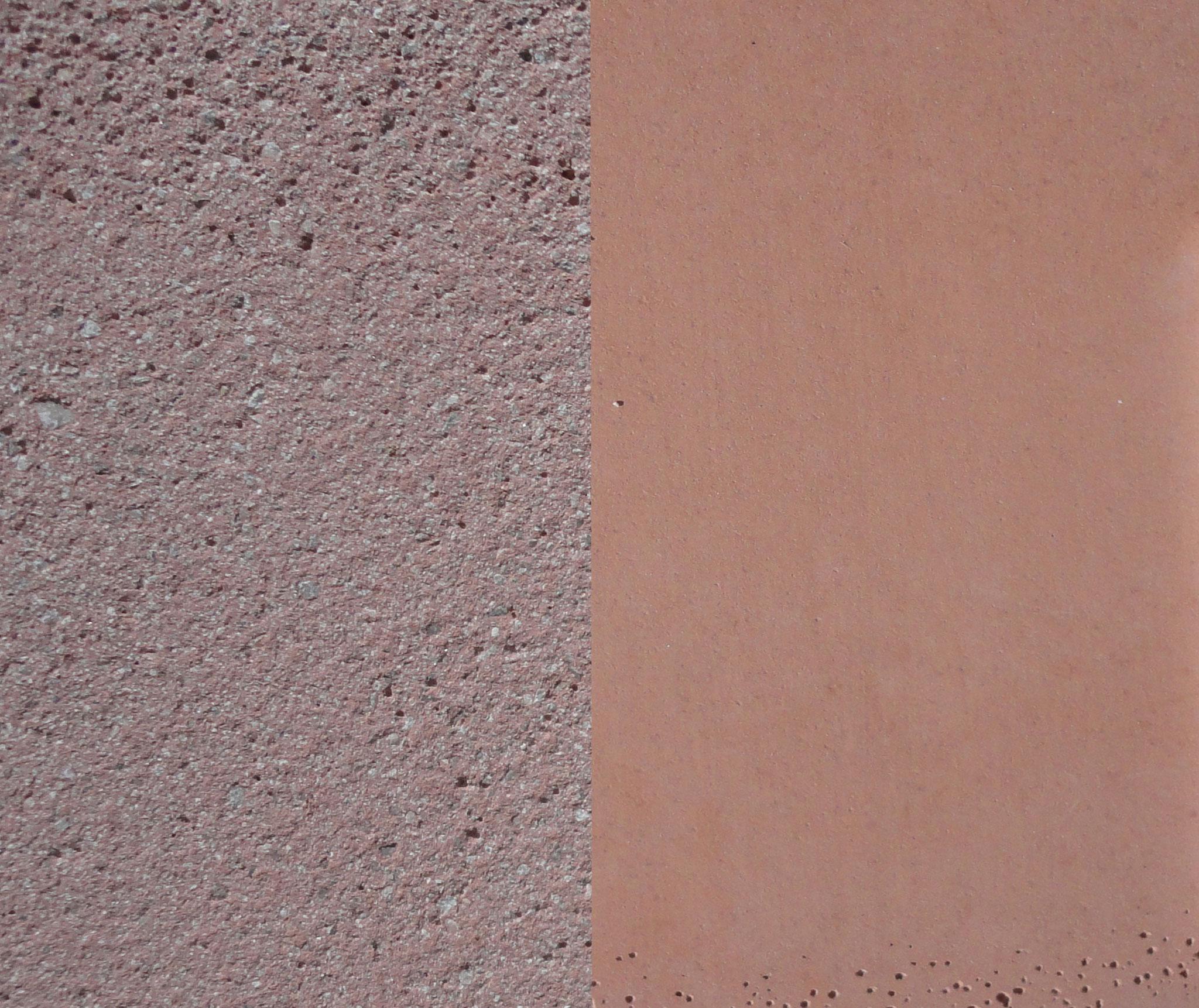 Farbe: Kupfer, Farbnummer: 10, sandgestrahlt/schalrein