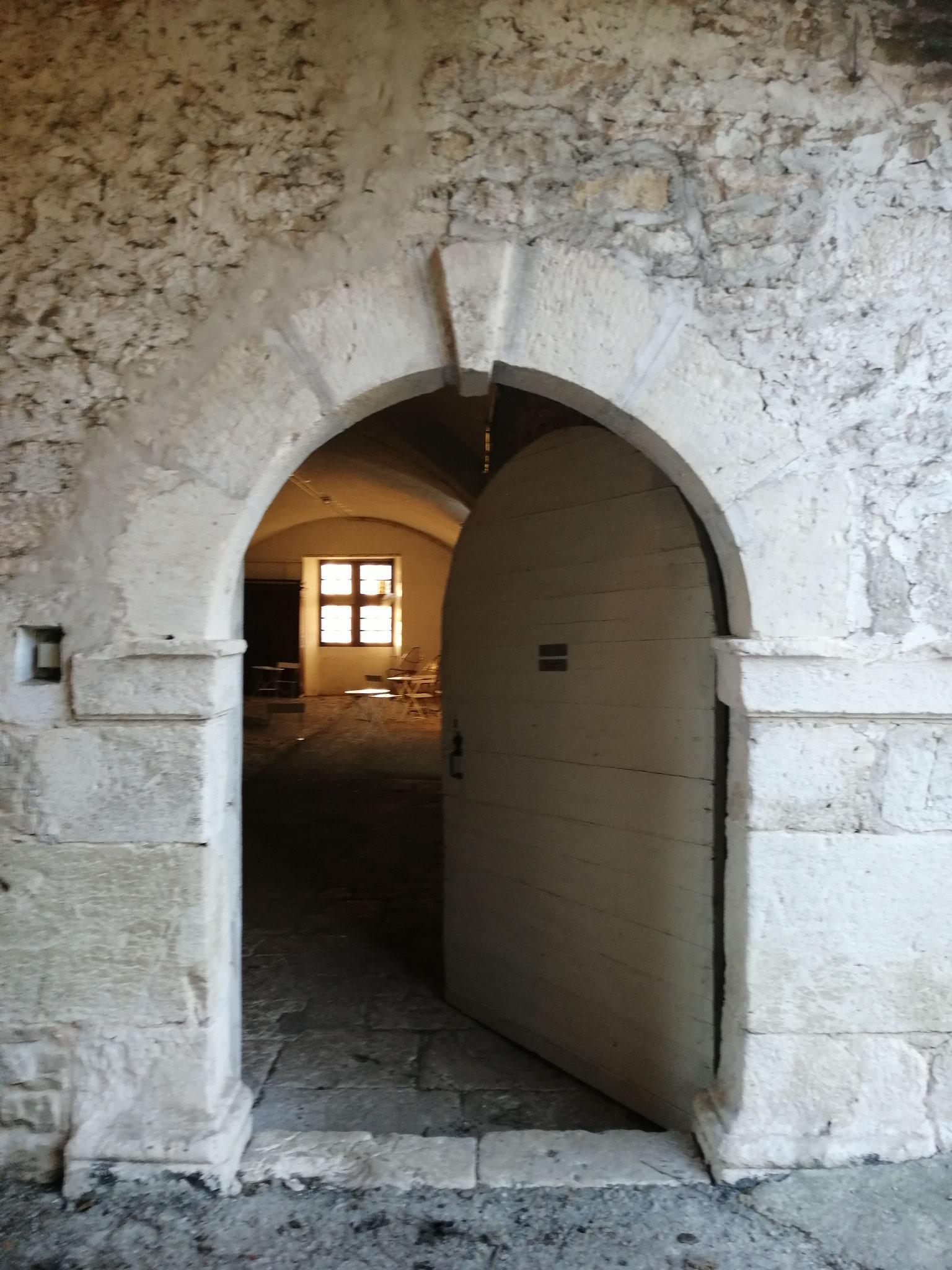 Château de Born à Villereal