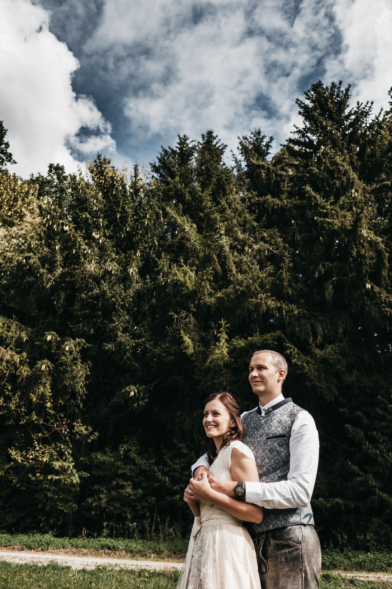 Hochzeitsfotograf Wald