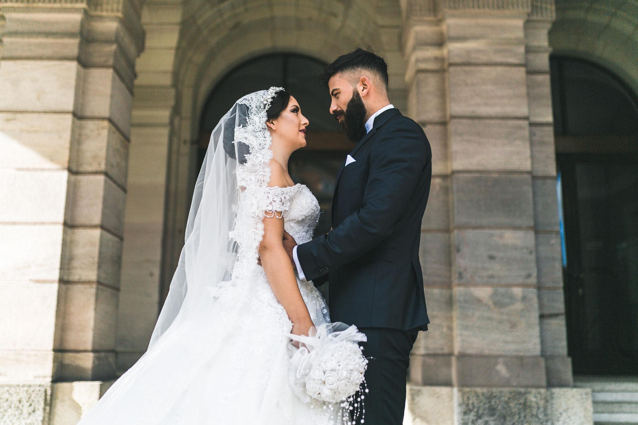 Hochzeitsfotograf Nürnberg Betül und Levent