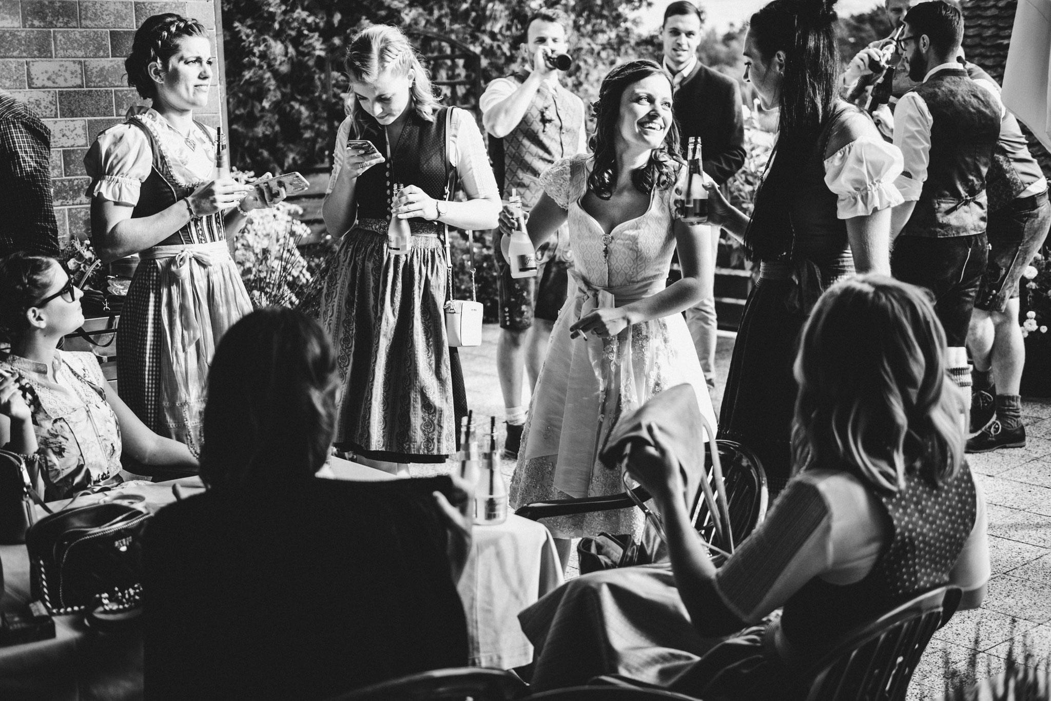 Hochzeitsfotografin Tracht