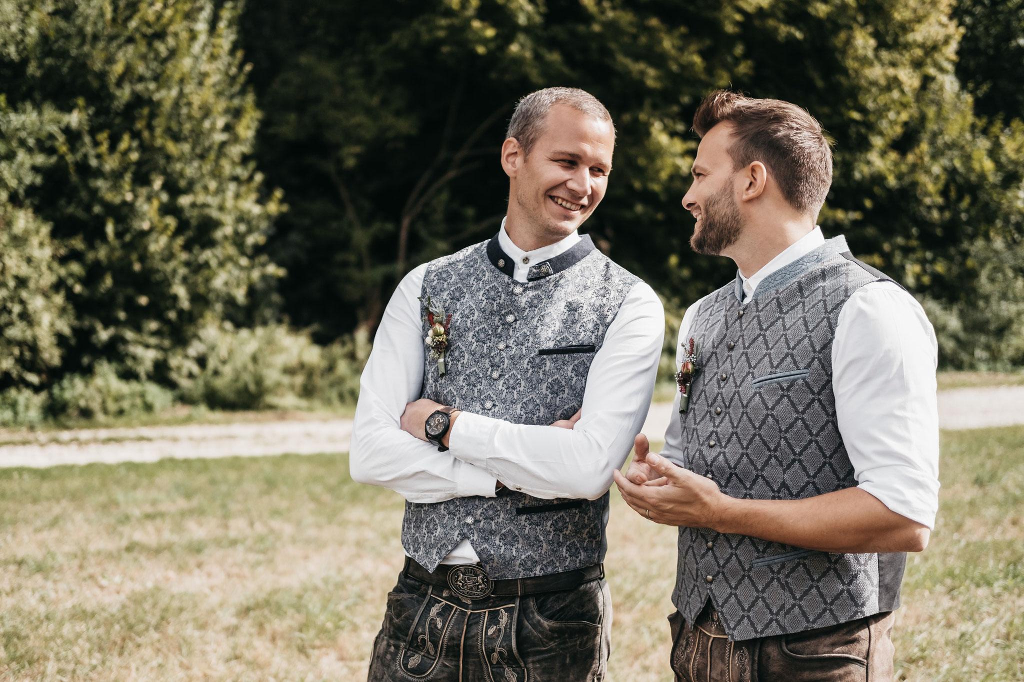 Hochzeitsfotografin Dirndl