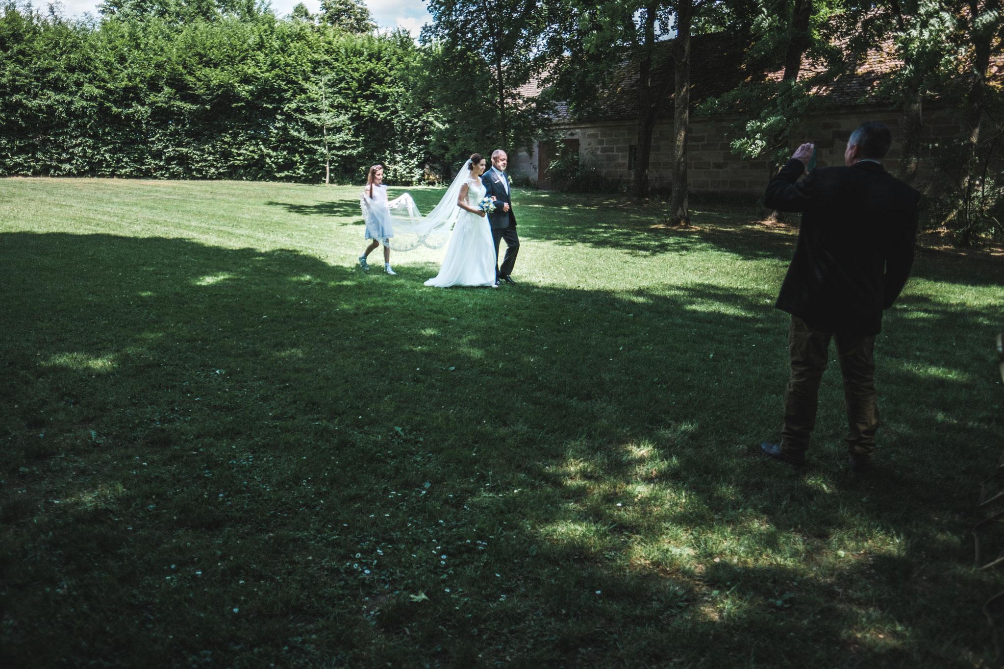 Hochzeit Dürrenmungenau