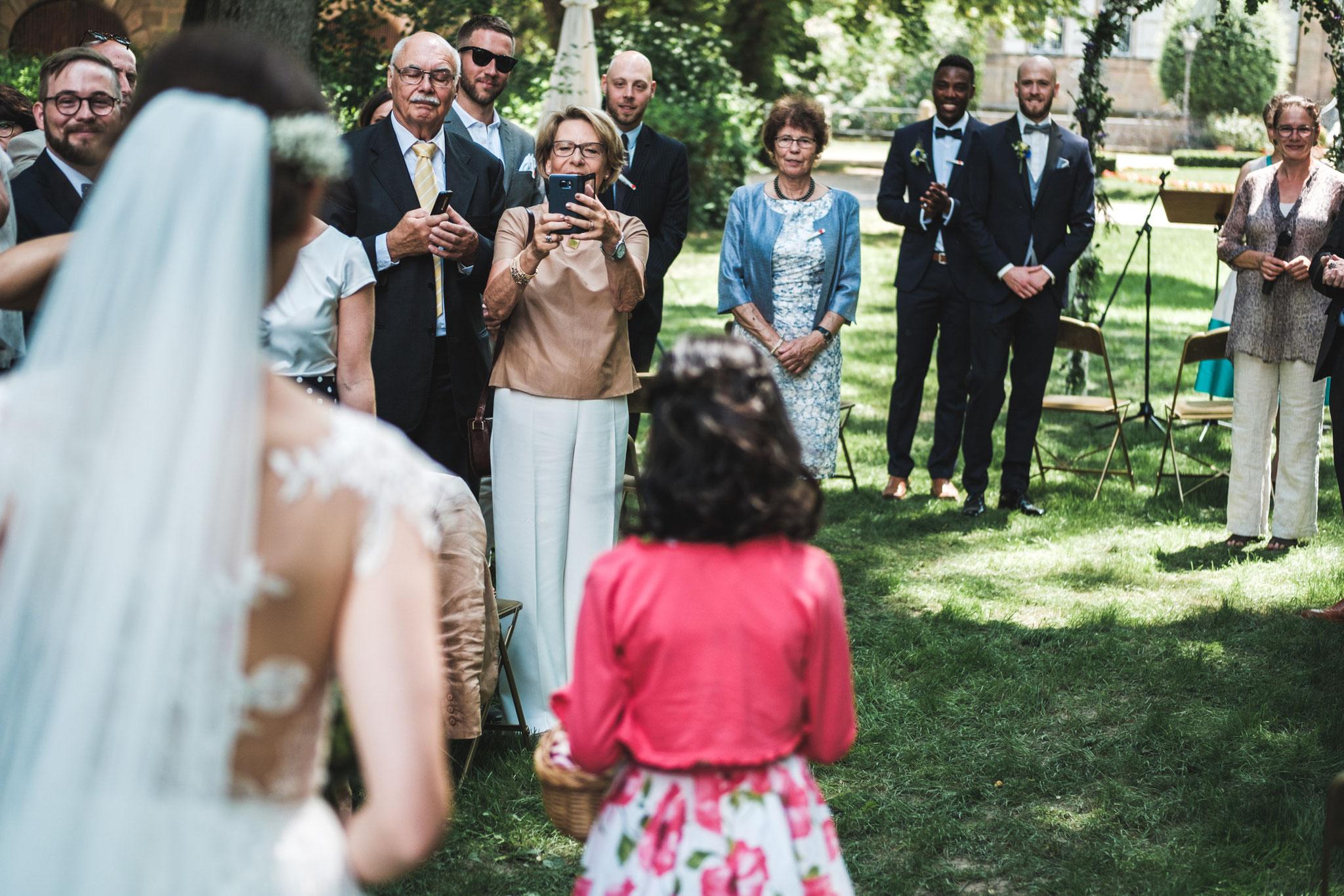 Hochzeitsfotograf in Mittelfranken