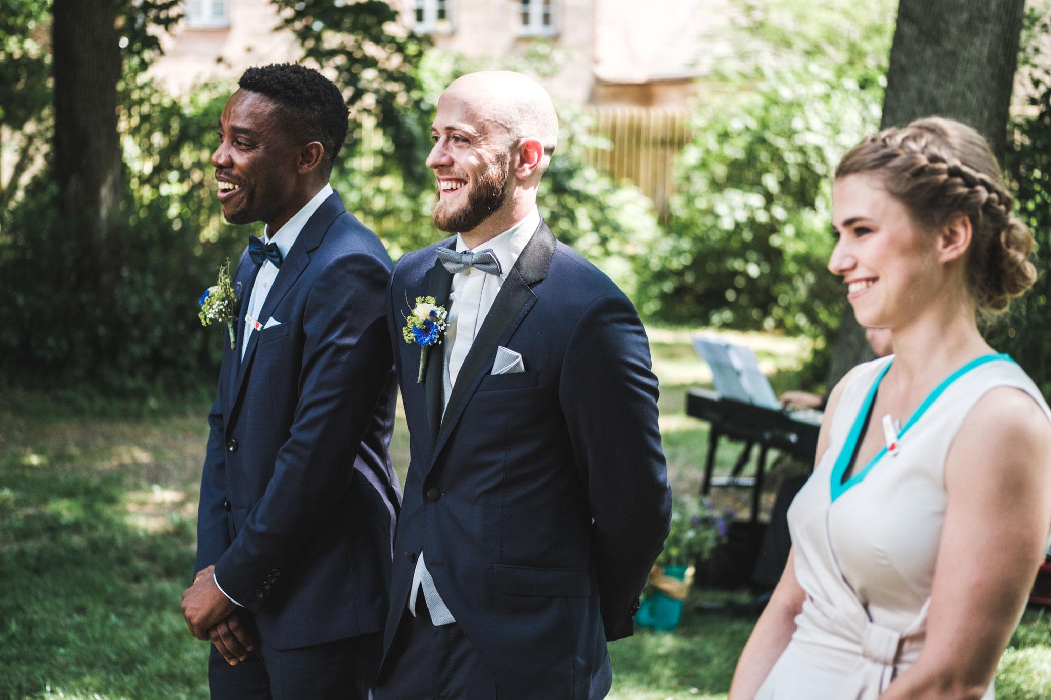 Fotograf zur Hochzeit auf Schloss Dürrenmungenau