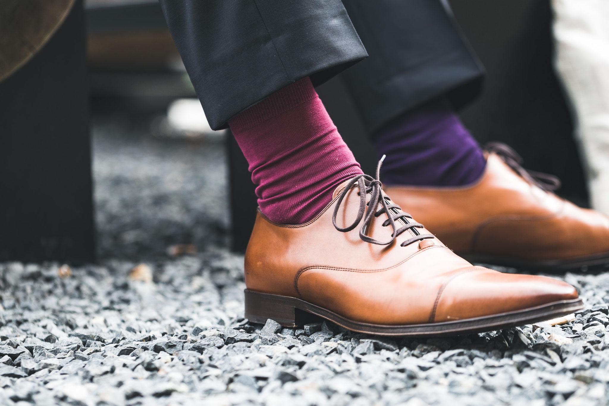 Schuhe-Bräutigam