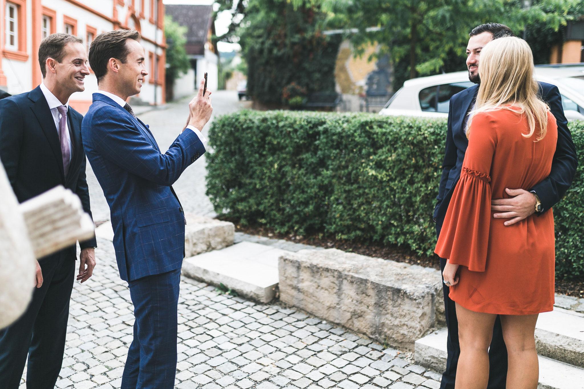 Hochzeitsfotograf-Spalt
