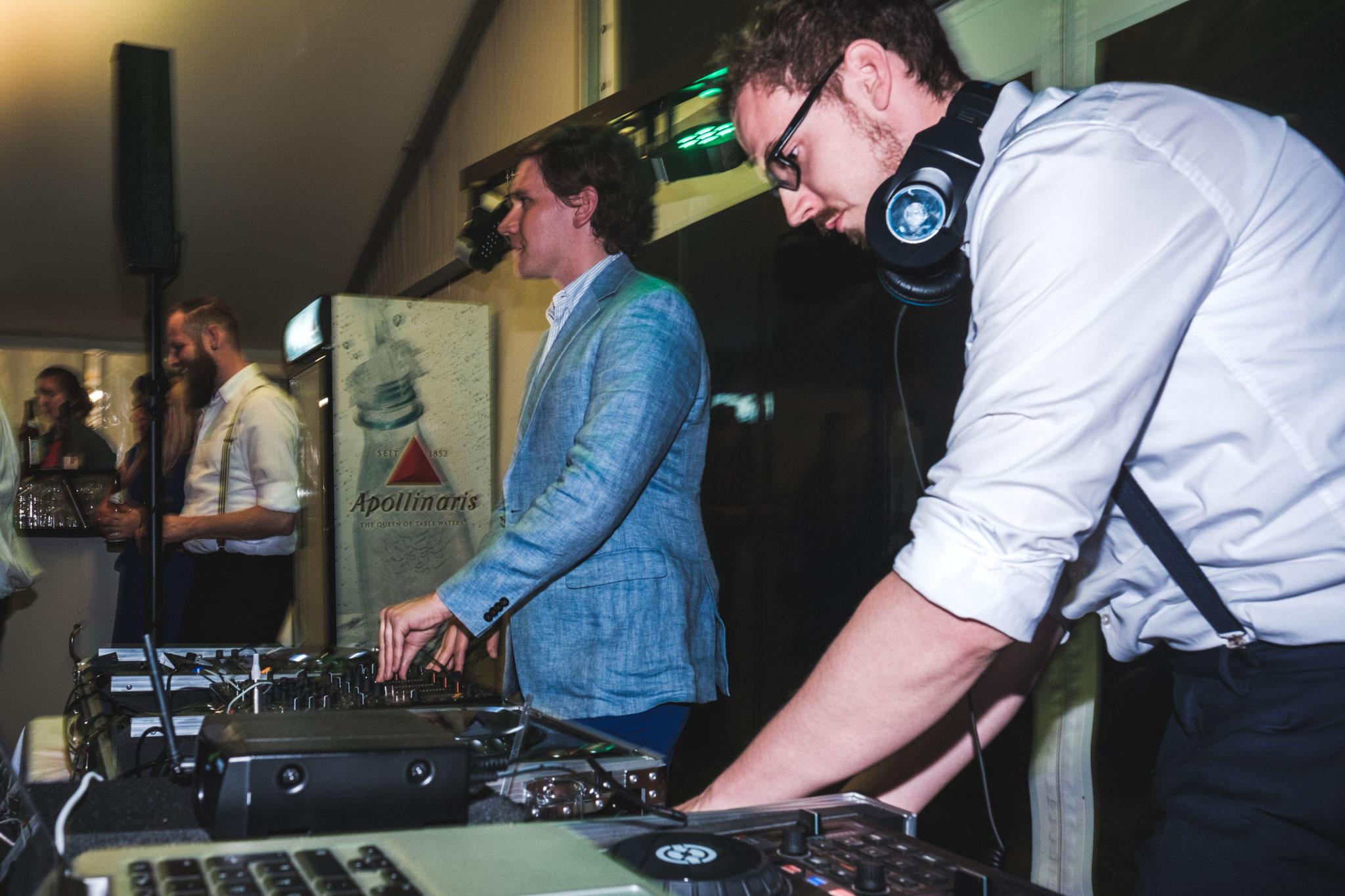 DJ Musik Hochzeitsfeier