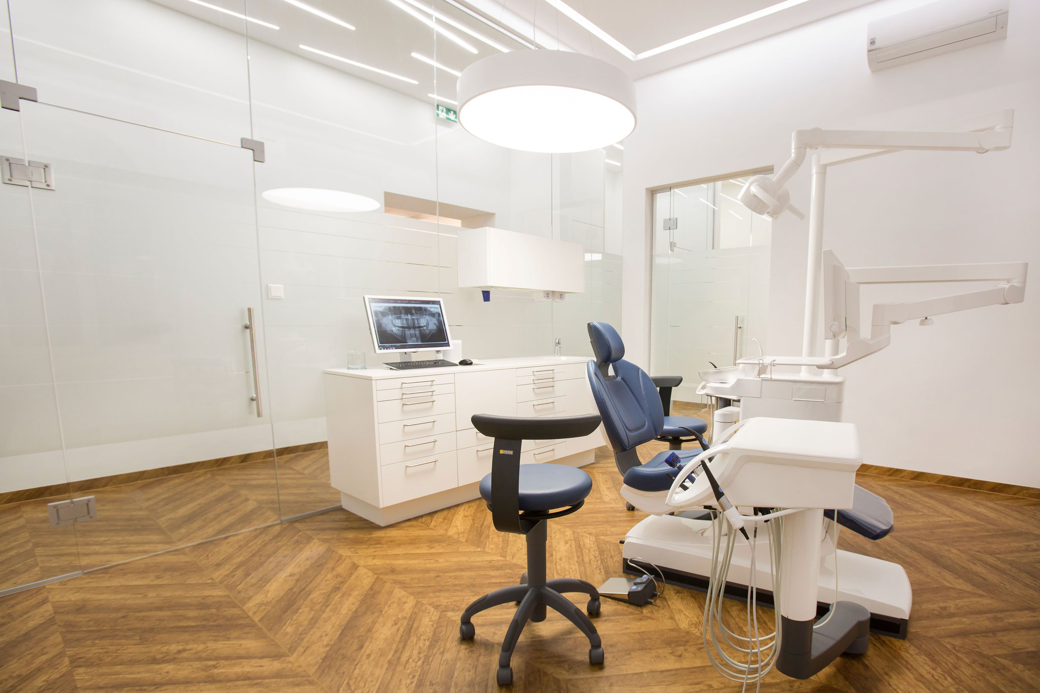Zahnarzt am Augartenspitz