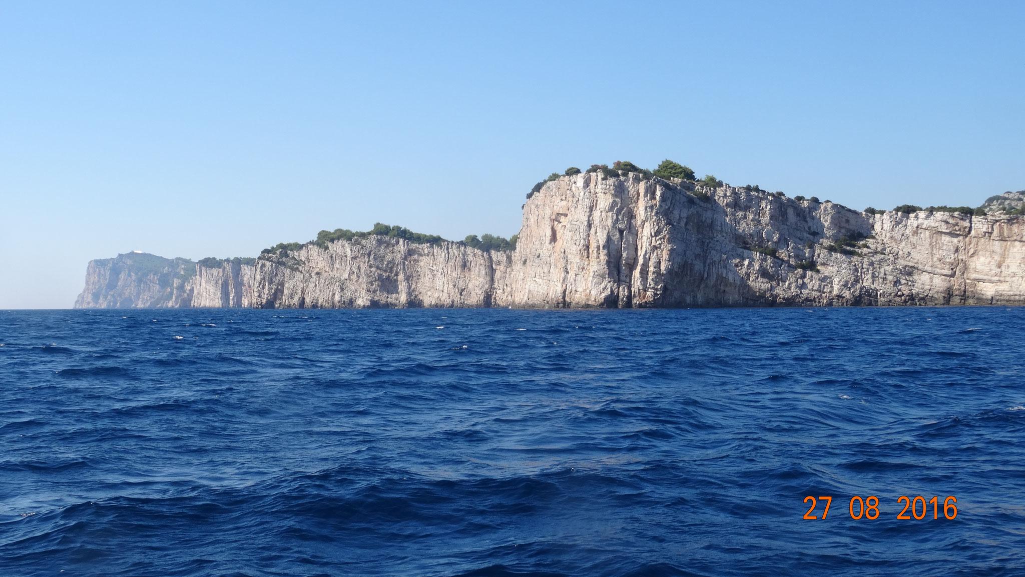 Kroatien Kornati
