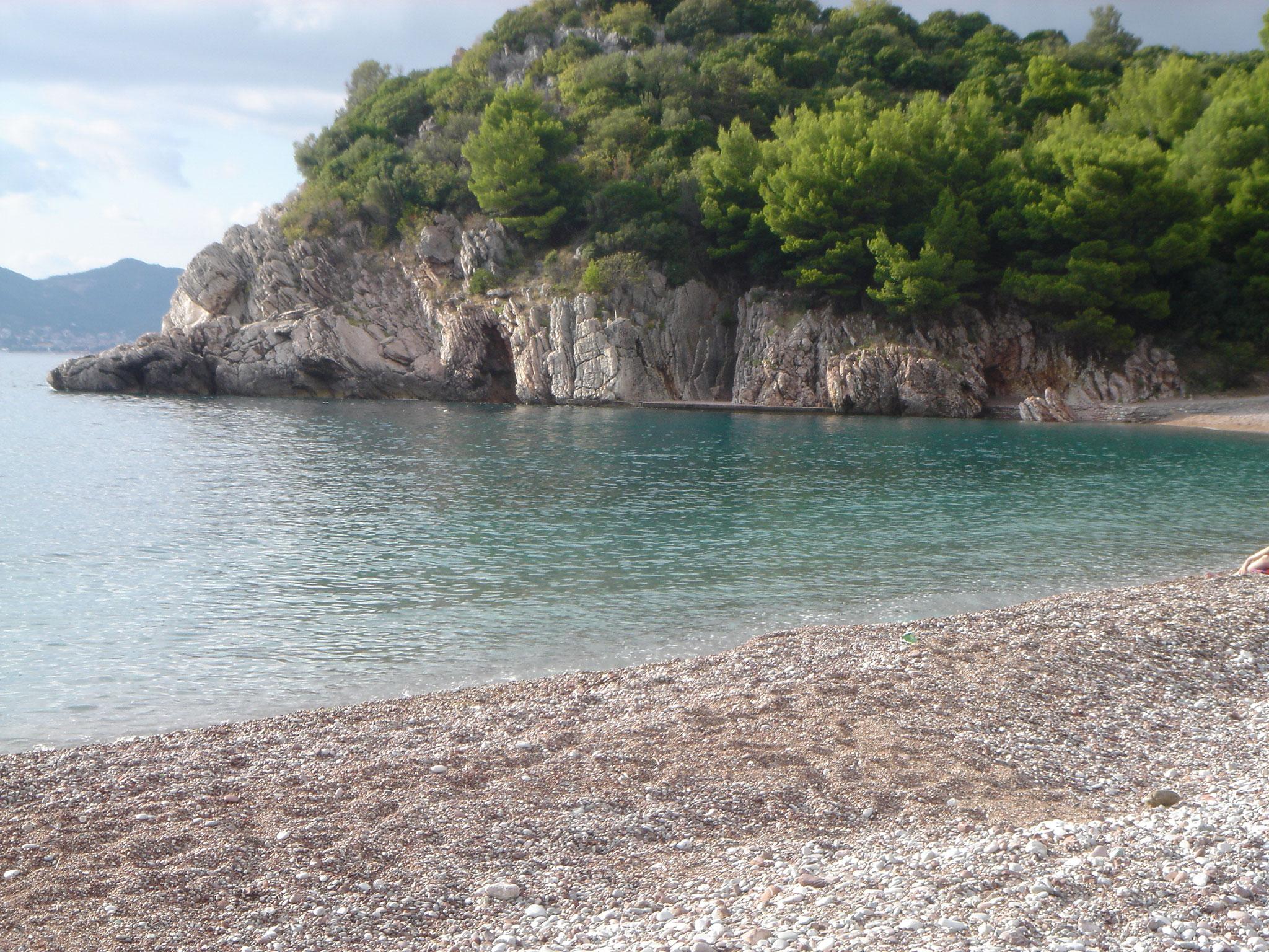 Anker-Bucht Montenegro
