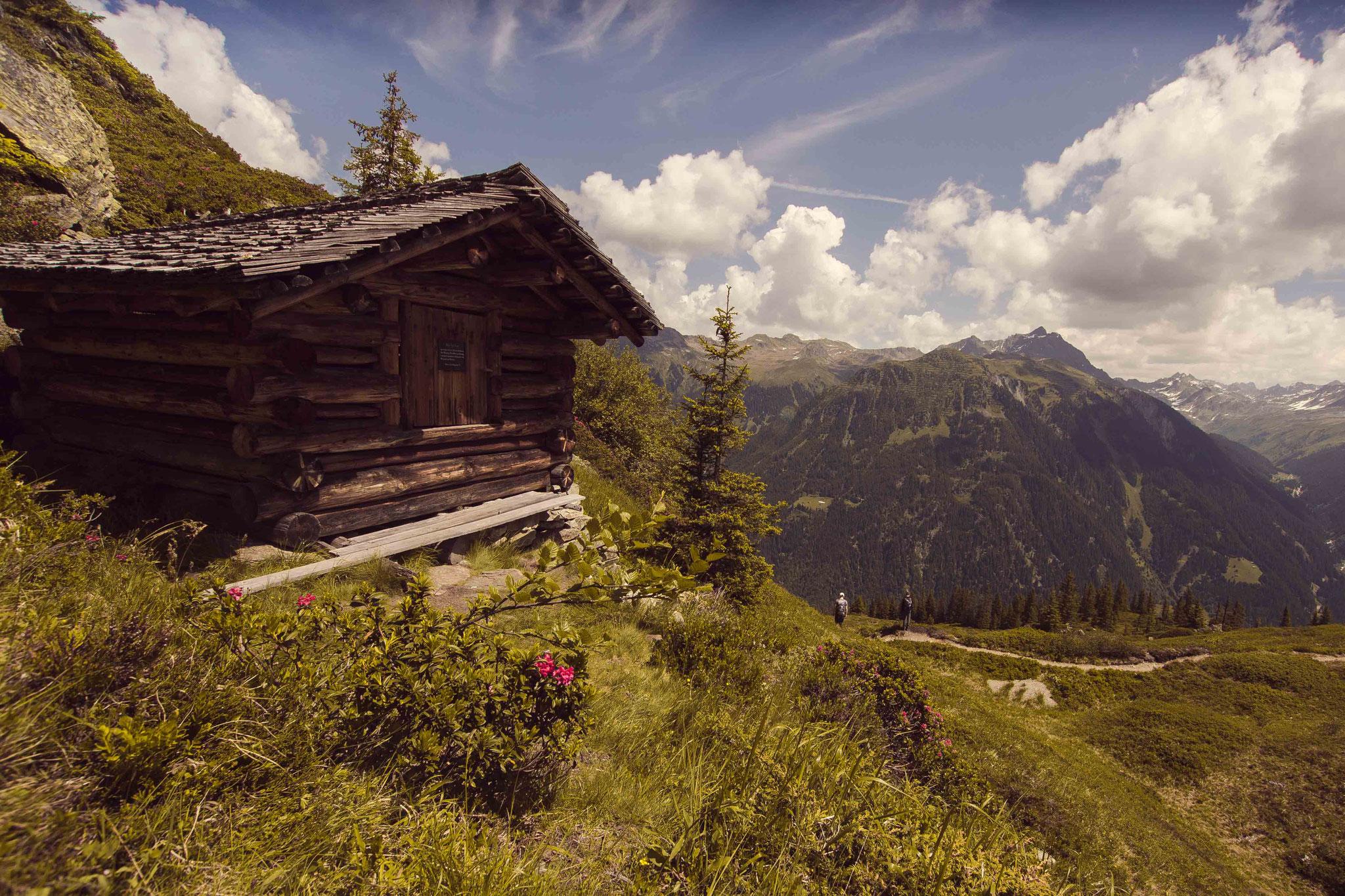Schutzhütte; Garschurn Montafon