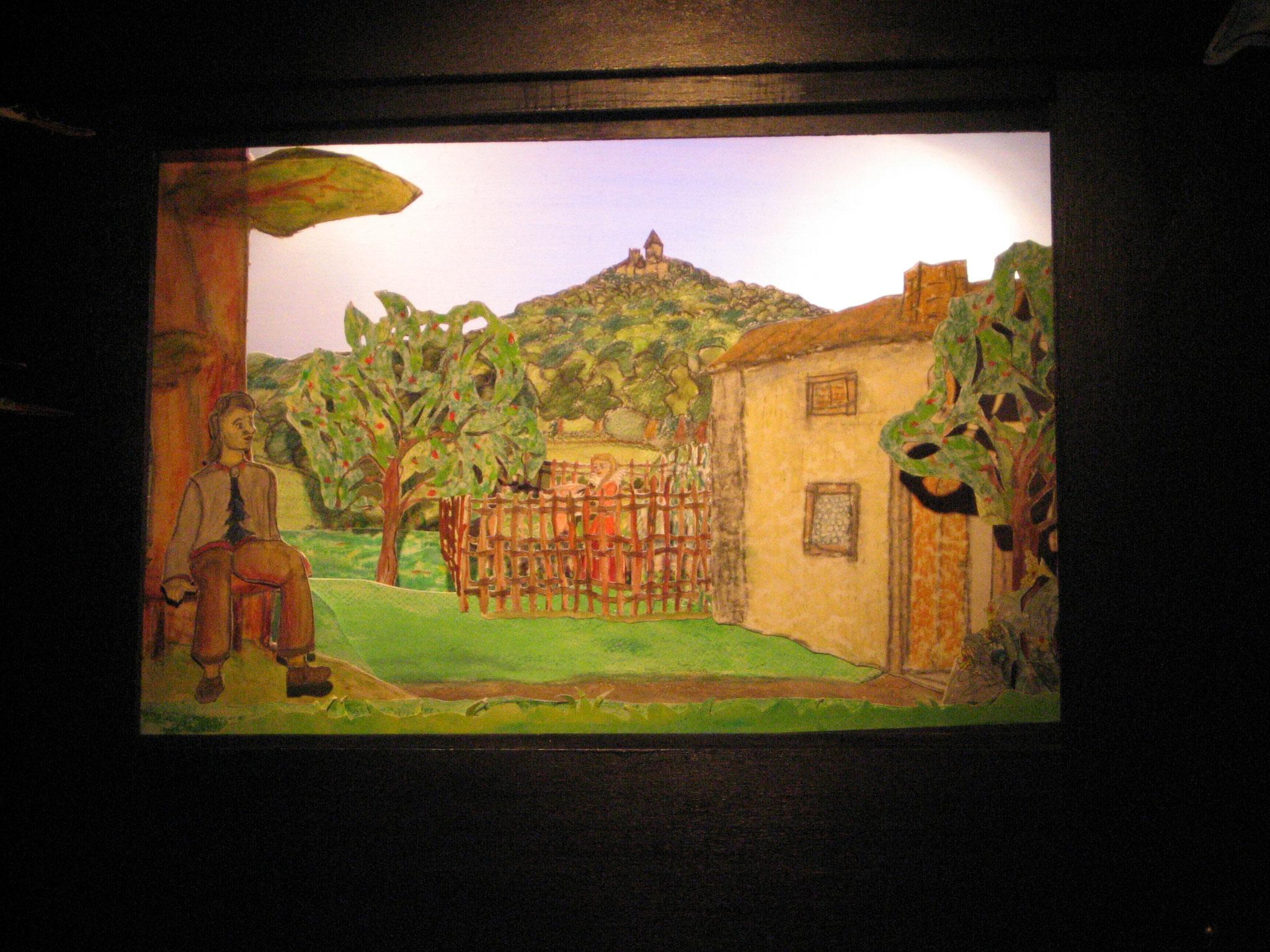 Papiertheater Kitzingen...