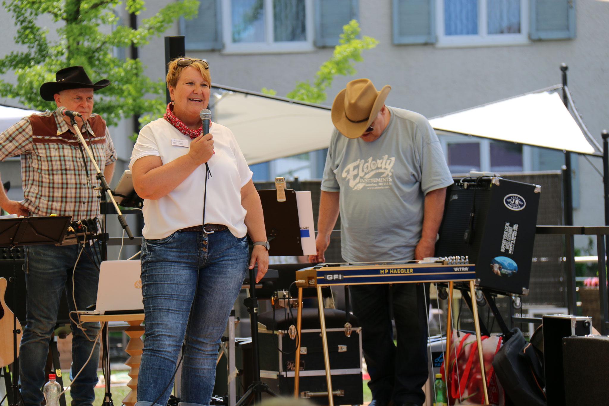 Sommerfest im Zentrum Höchweid
