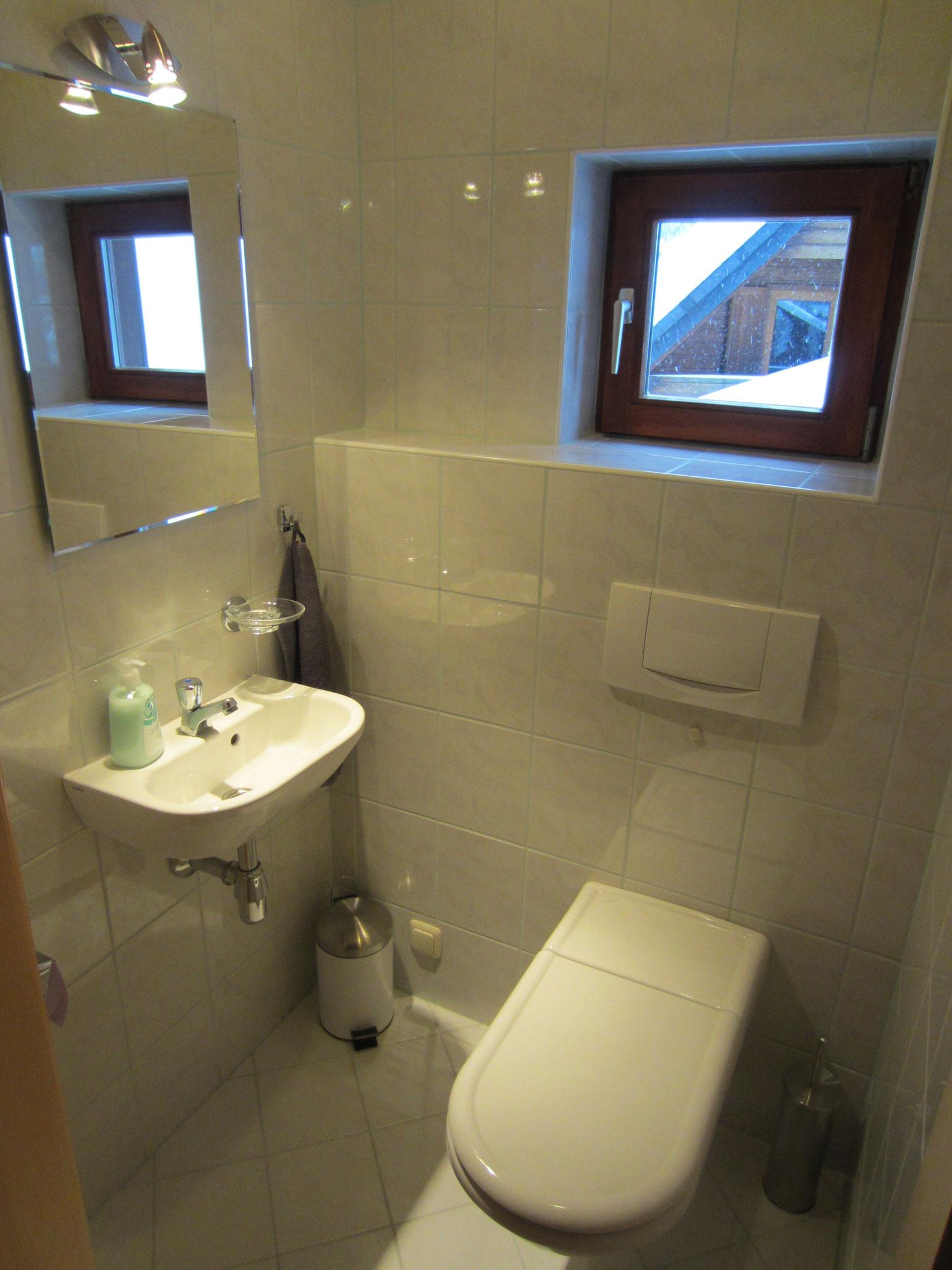 WC auf Wohnbereichebene