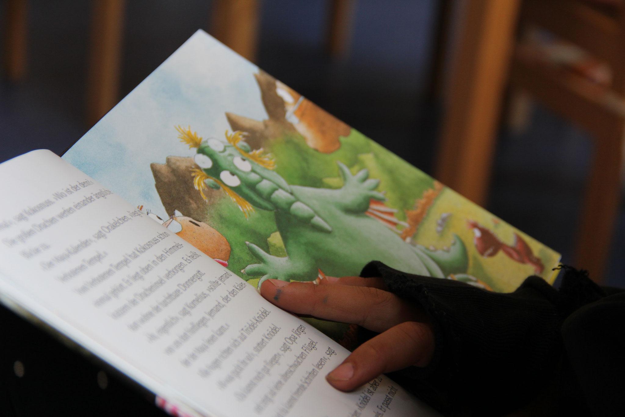 Beim Lesen und Stöbern 4