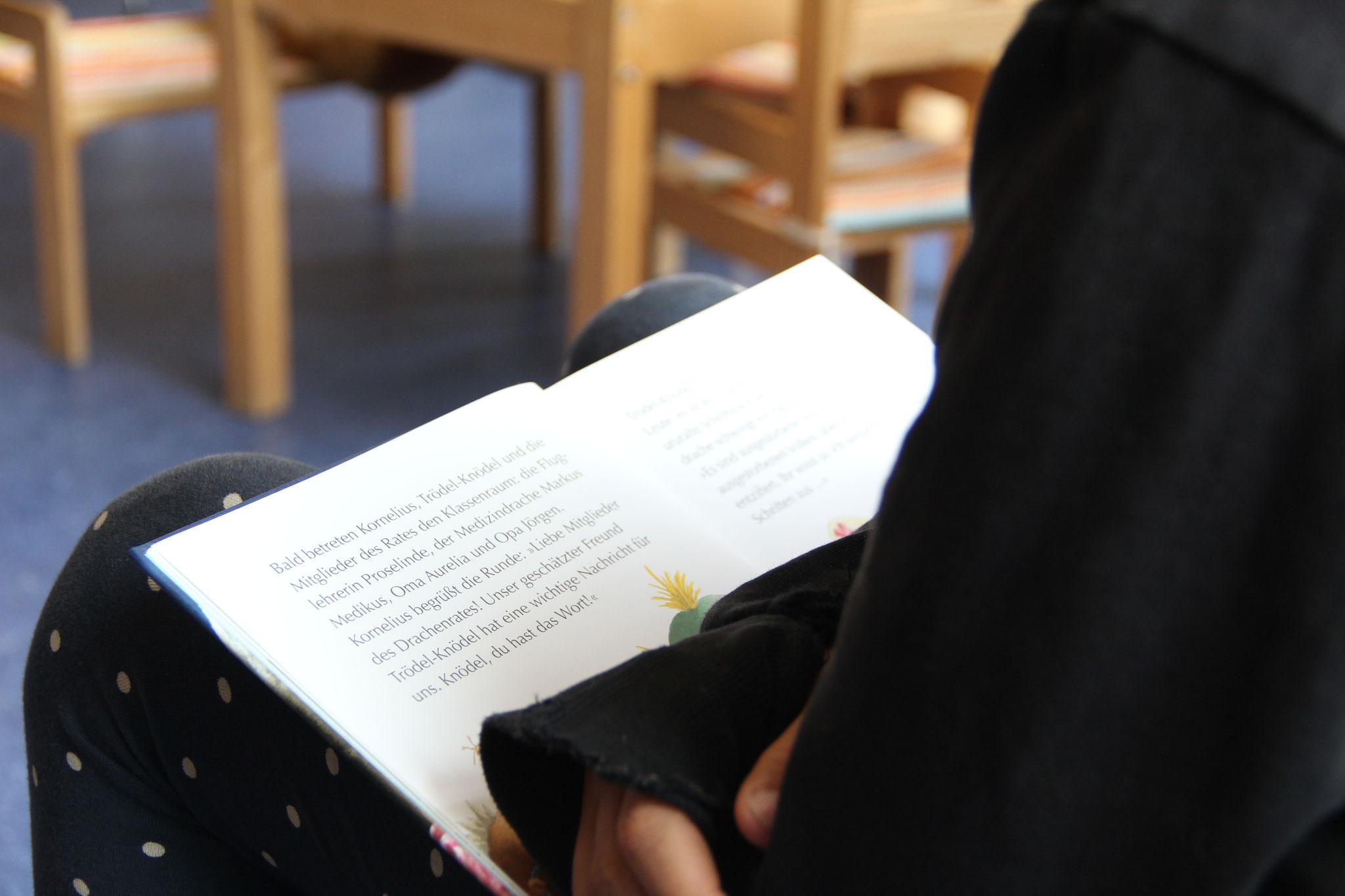 Beim Lesen und Stöbern 2