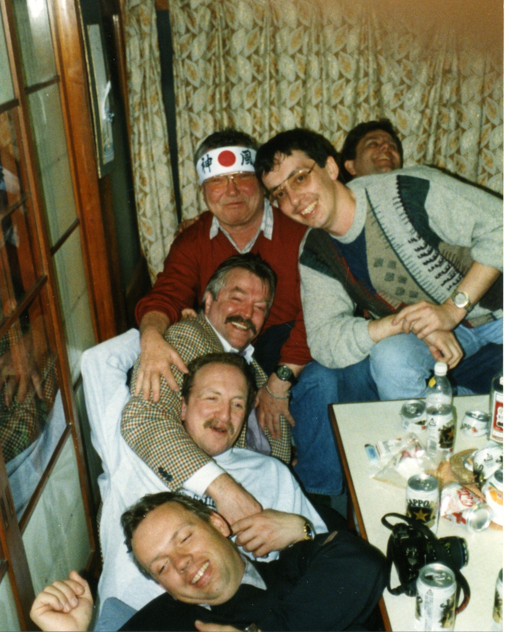 Japantour 1997