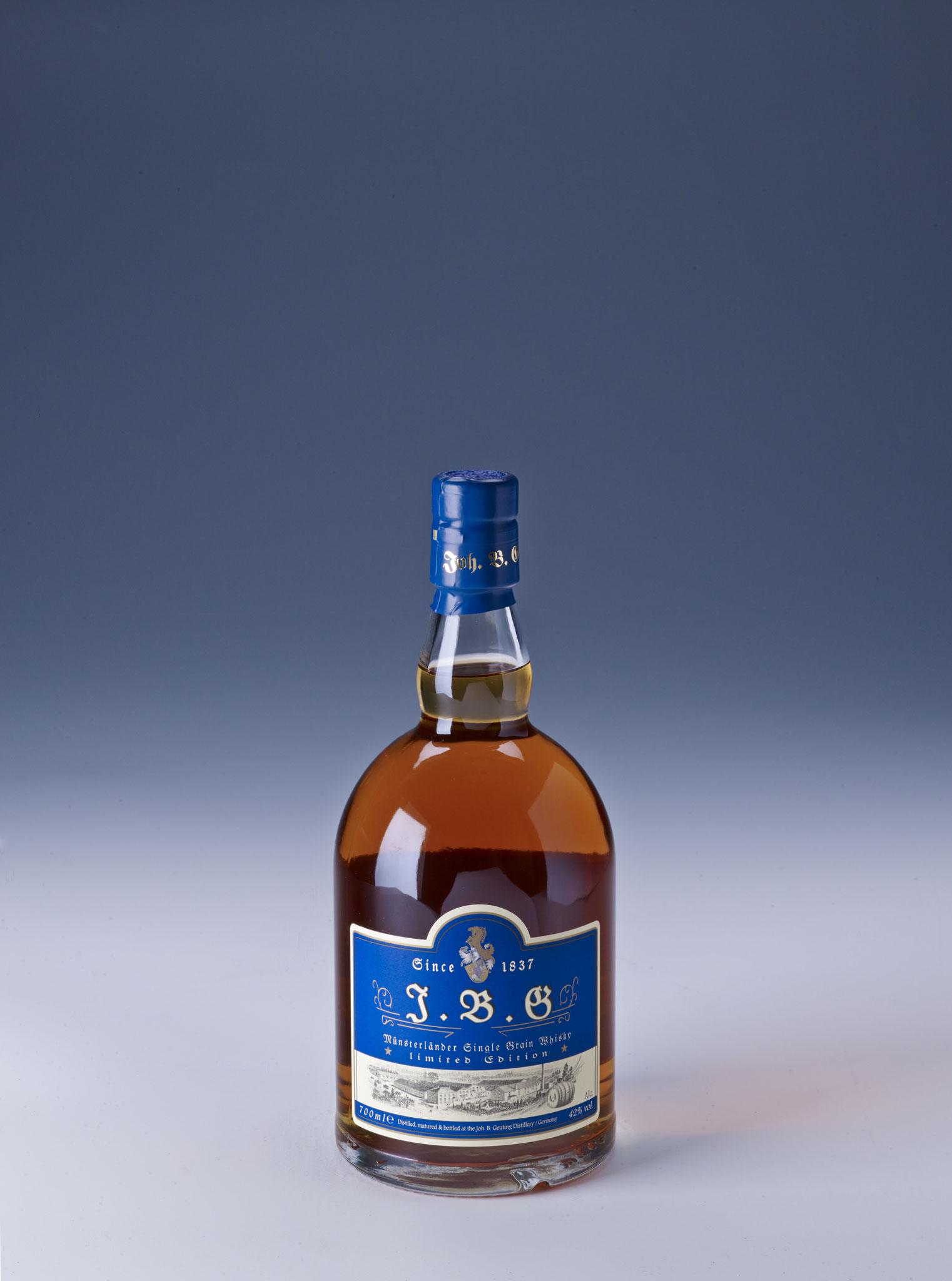 Joh. B. Geuting Destillery Bochholt