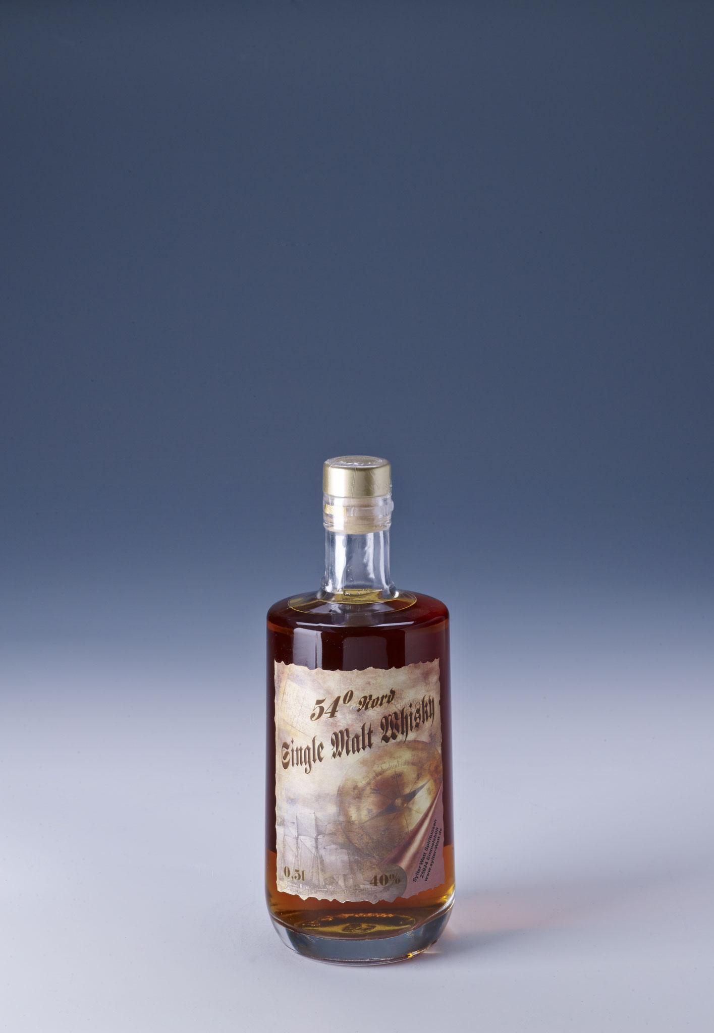Blaue Maus Whiskydestillerie Eggolsheim