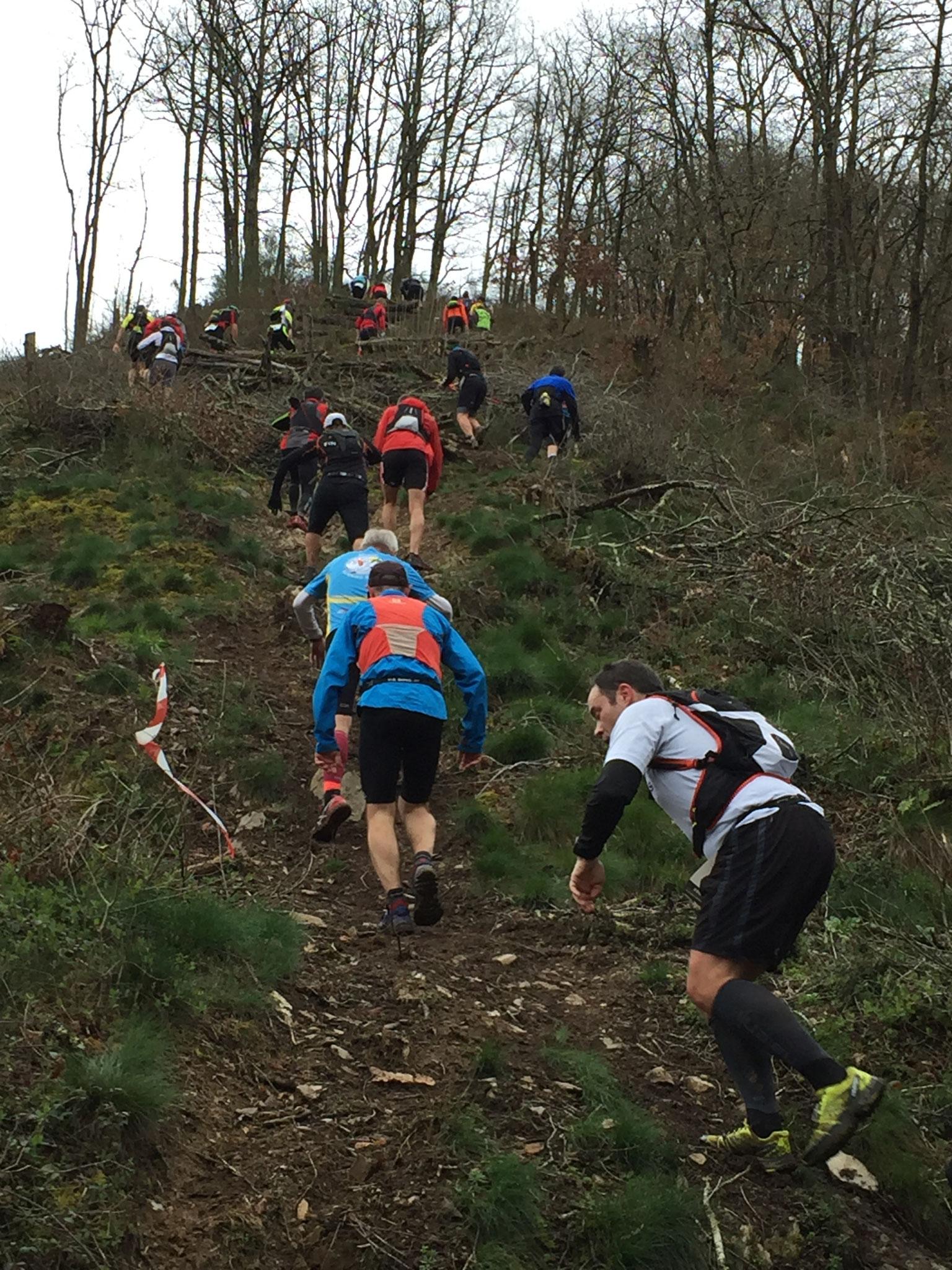 Le Trail des Forgerons 30km
