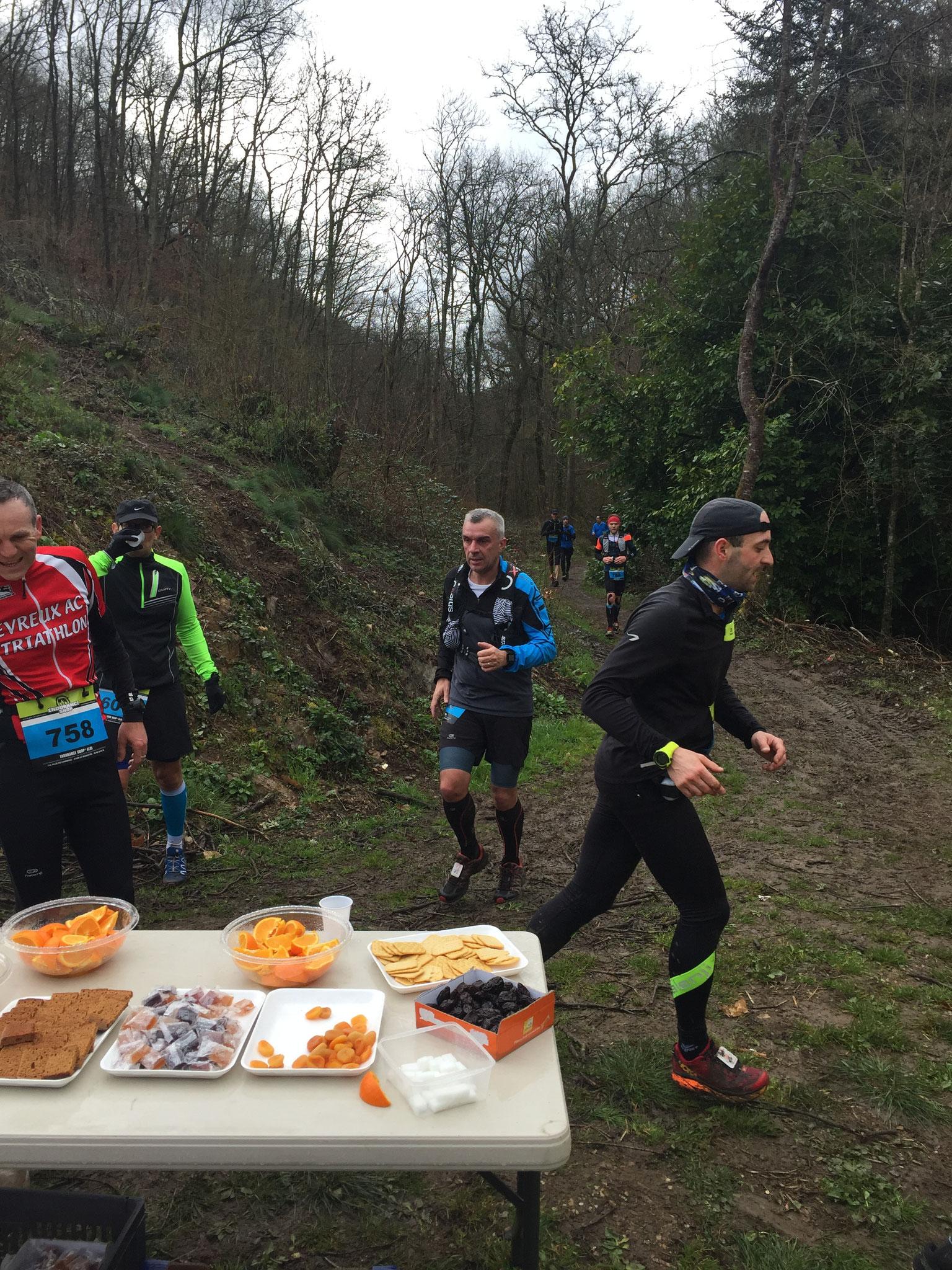 La course Nature 14,5km
