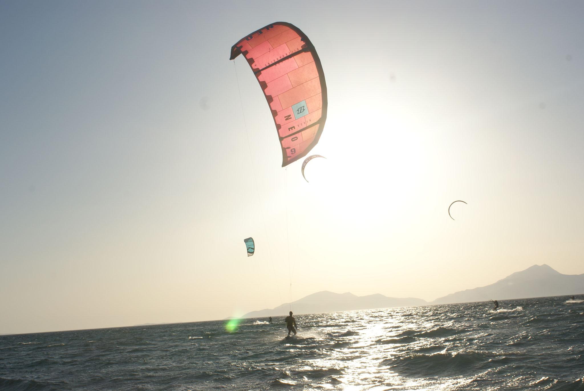 Surf spot kos