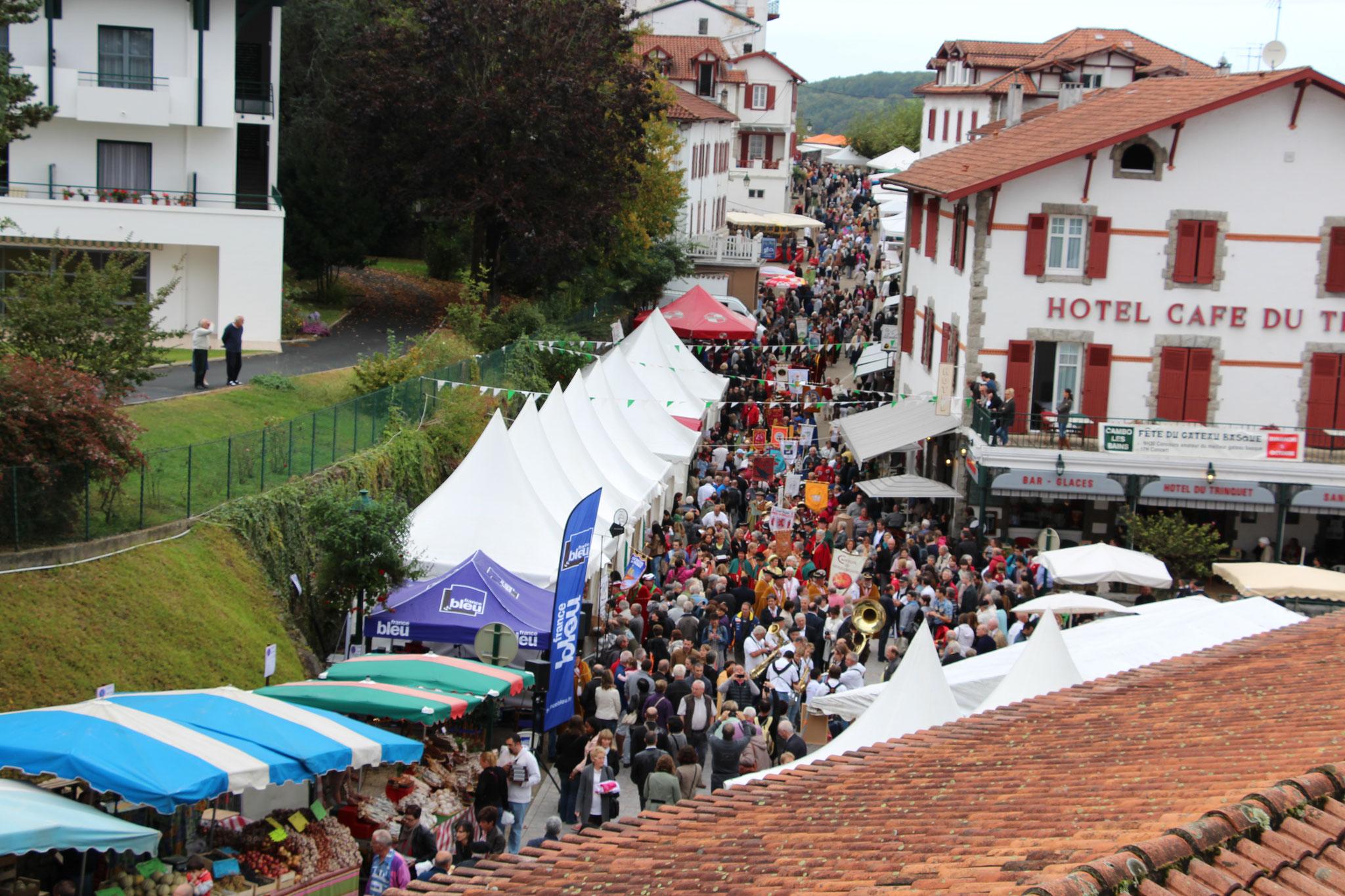 Accueil site officiel de la f te du g teau basque - Office du tourisme de cambo les bains ...