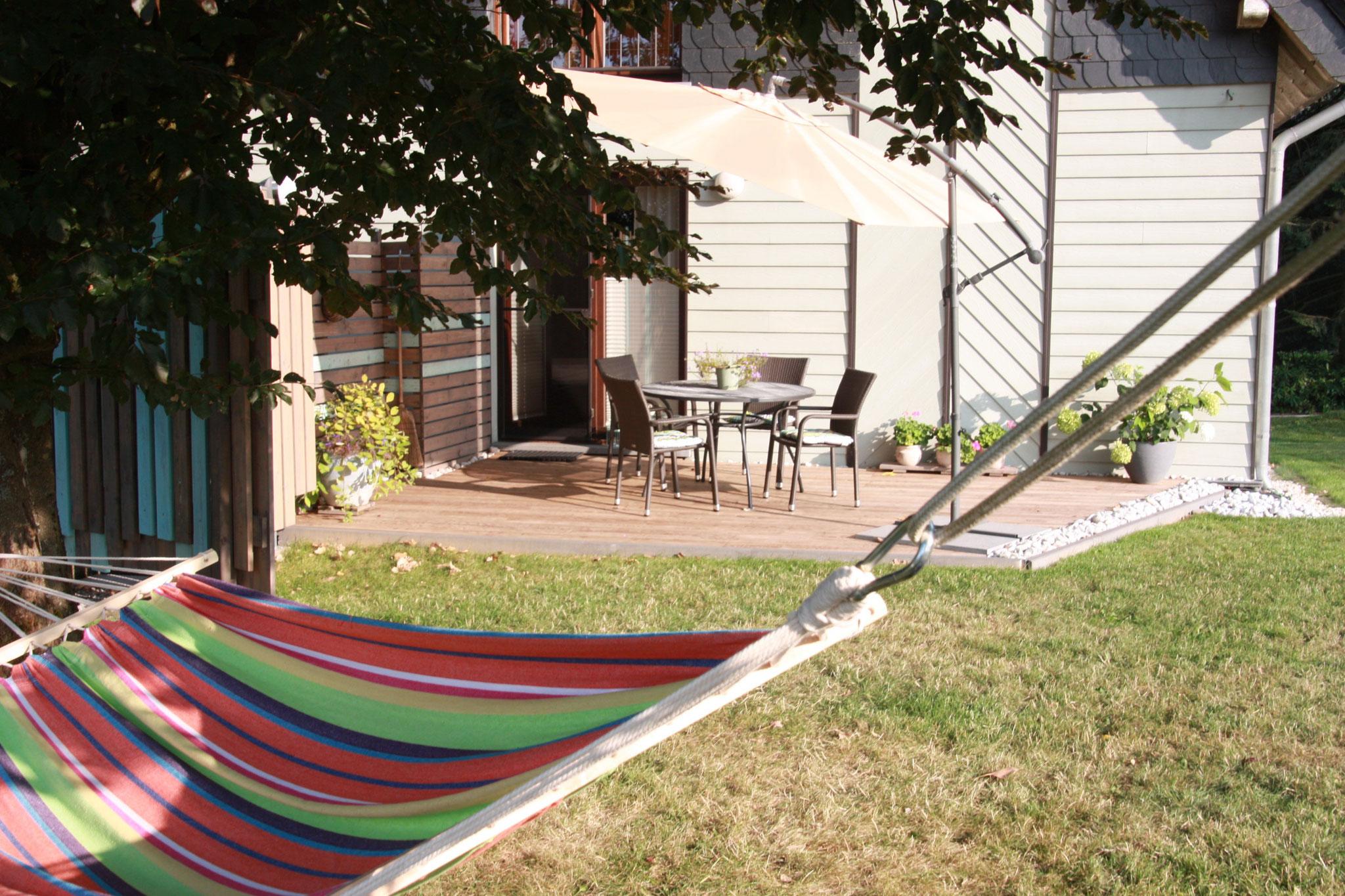 ... einfach mal die Seele baumeln lassen | ... the right place to unwind. | ... een prima plekje om te ontspannen.