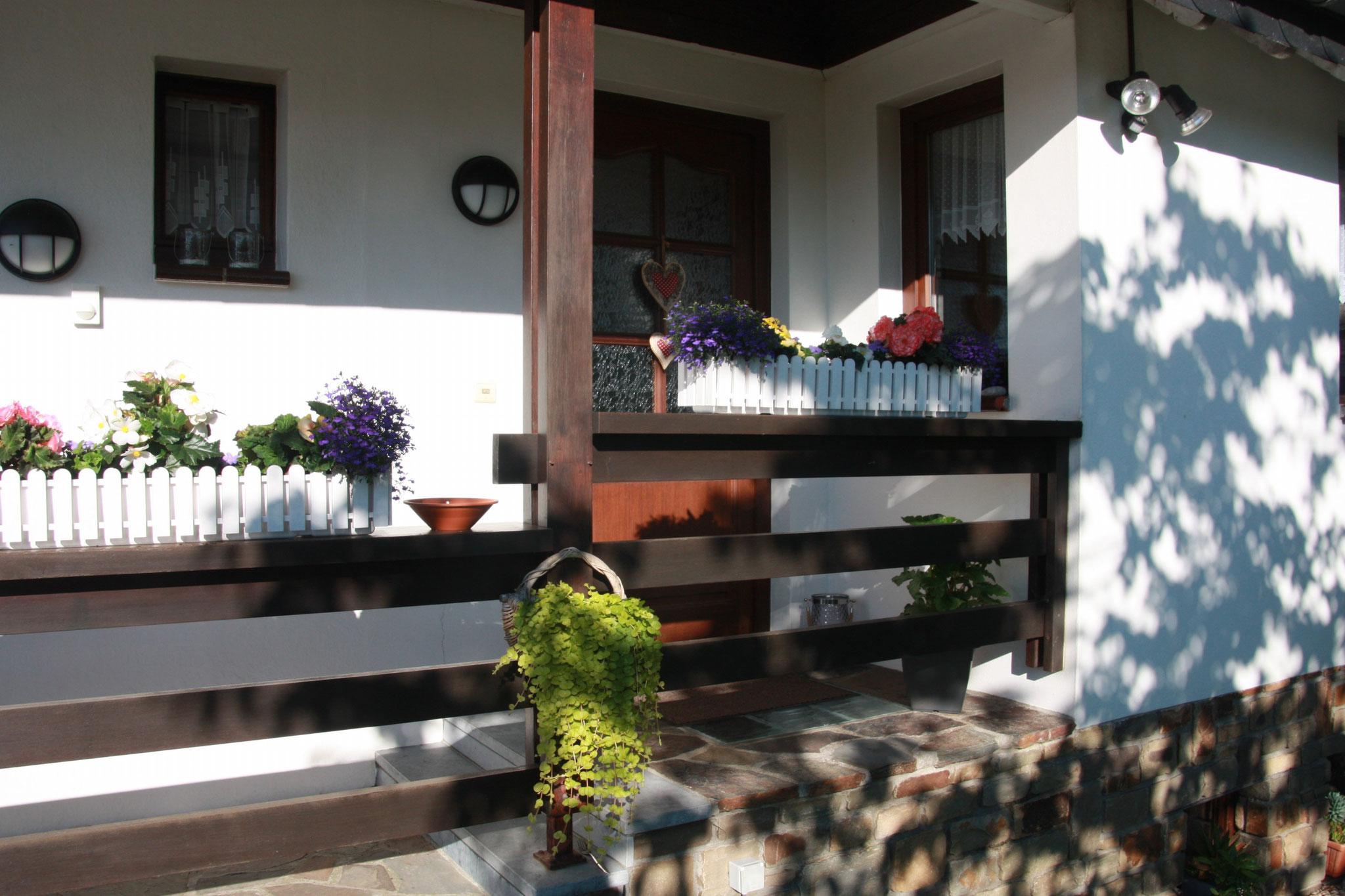 Eingang  |  Ingang  |  Entrance | Porte d'entrée