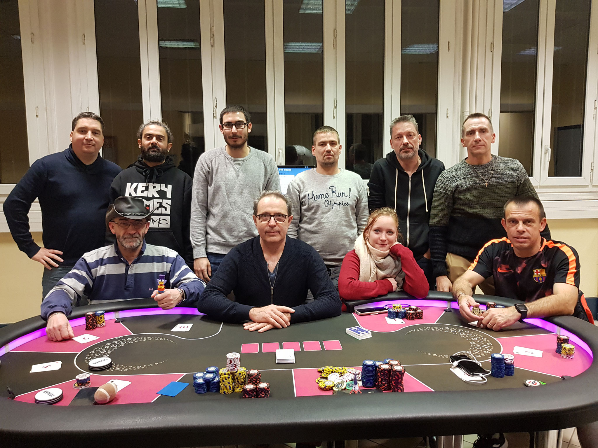 MTT04 16/11/2018 --- Winner ALEX --- Runner-Up TORTU --- Podium LE DIRECTEUR
