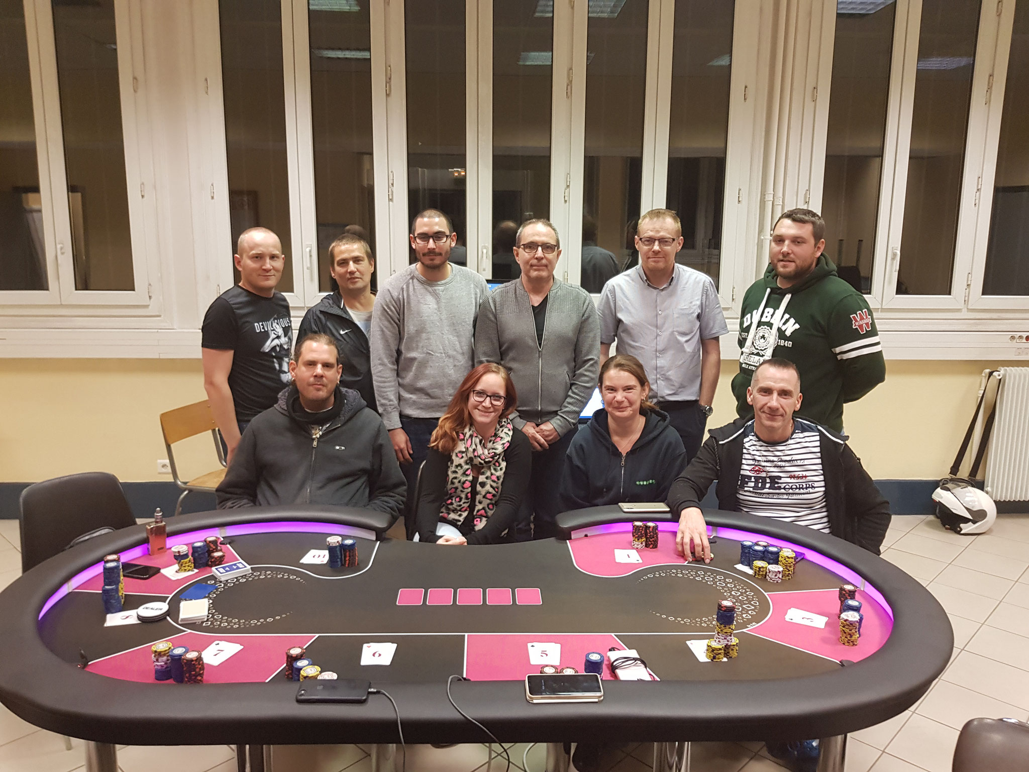 MTT01 14/09/2019 --- Winner LOUVE --- Runner-Up ALEX --- Podium GRINCHEUX