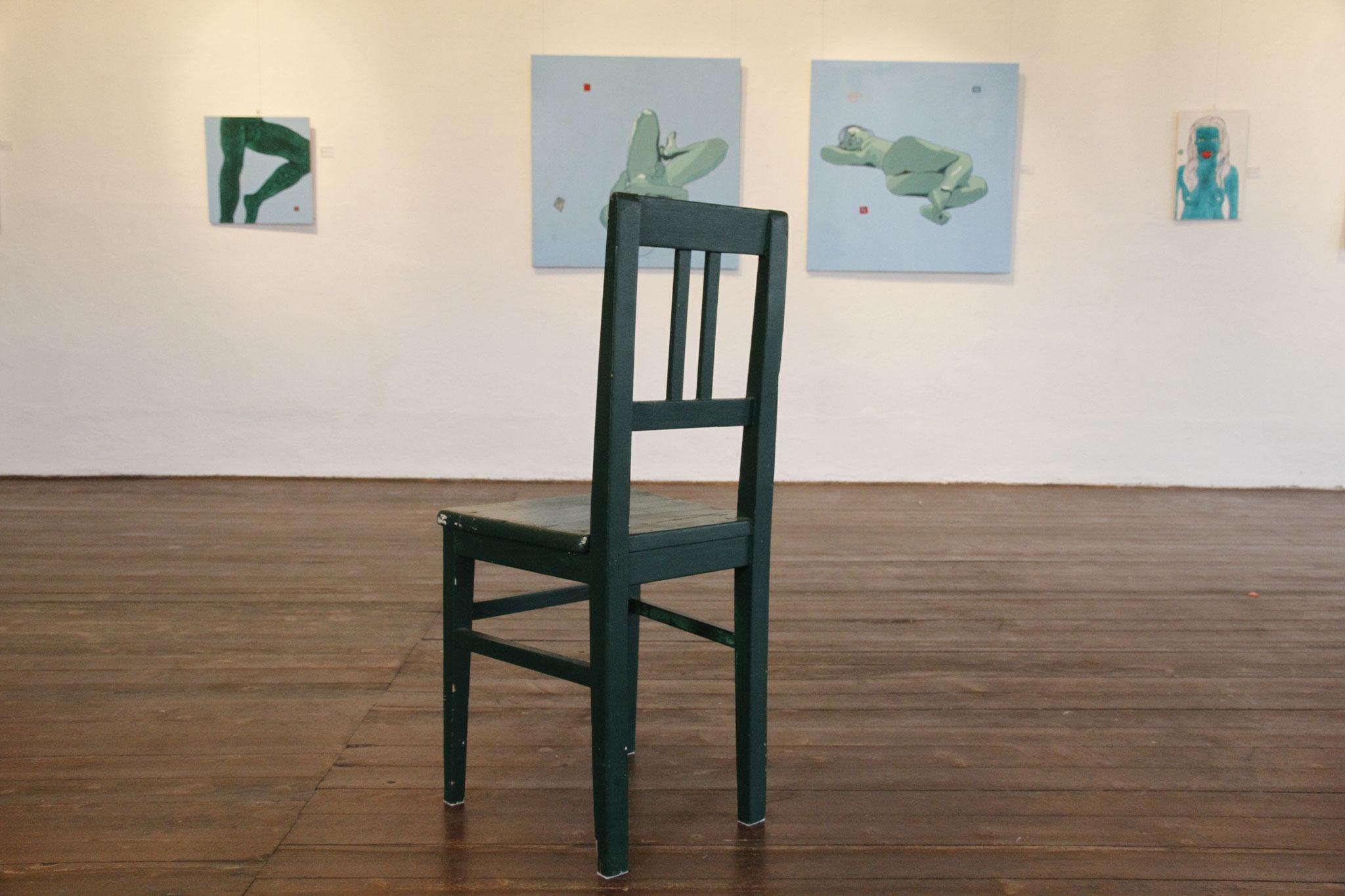 Ausstellung 2011 Schloß Burgau