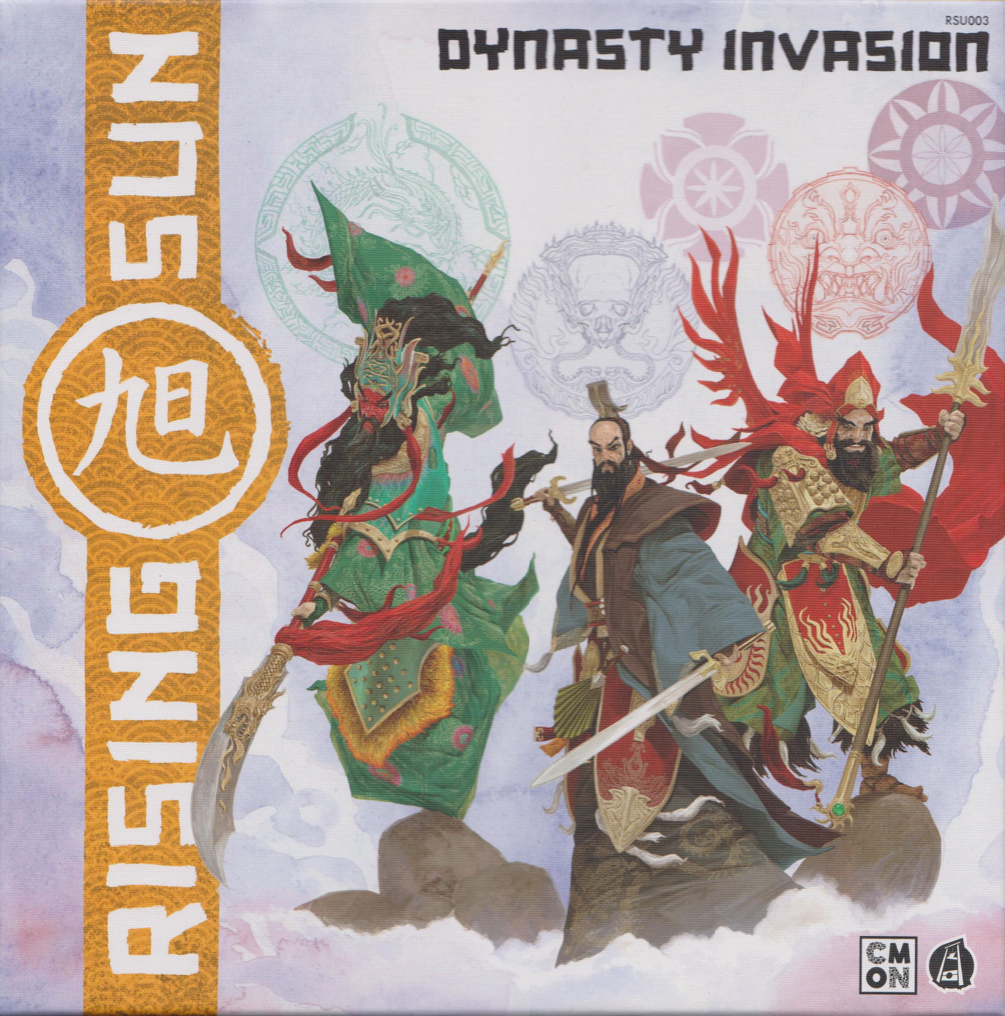 Dynasty Invasion Vorderseite
