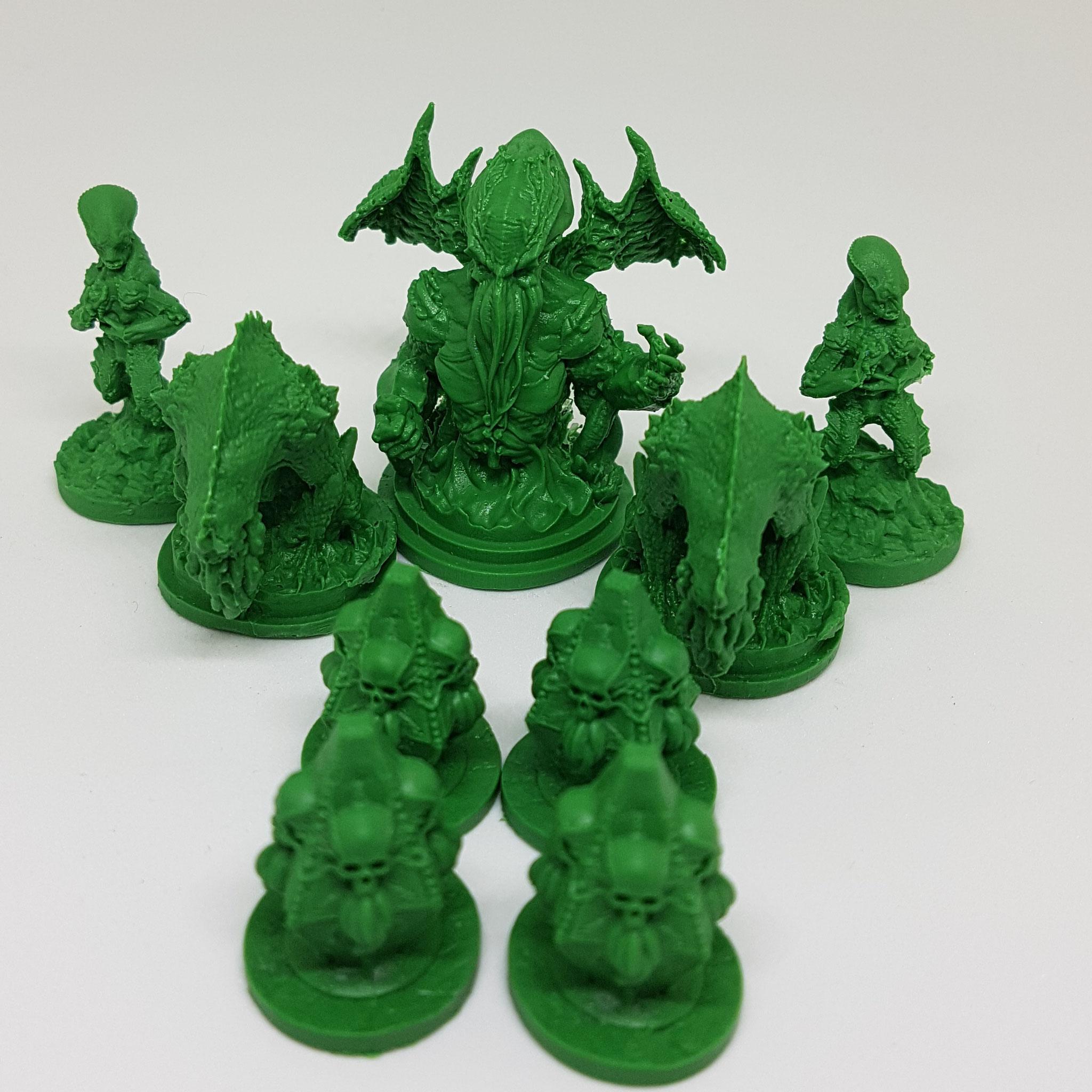 Kickstarter Exclusive Grün