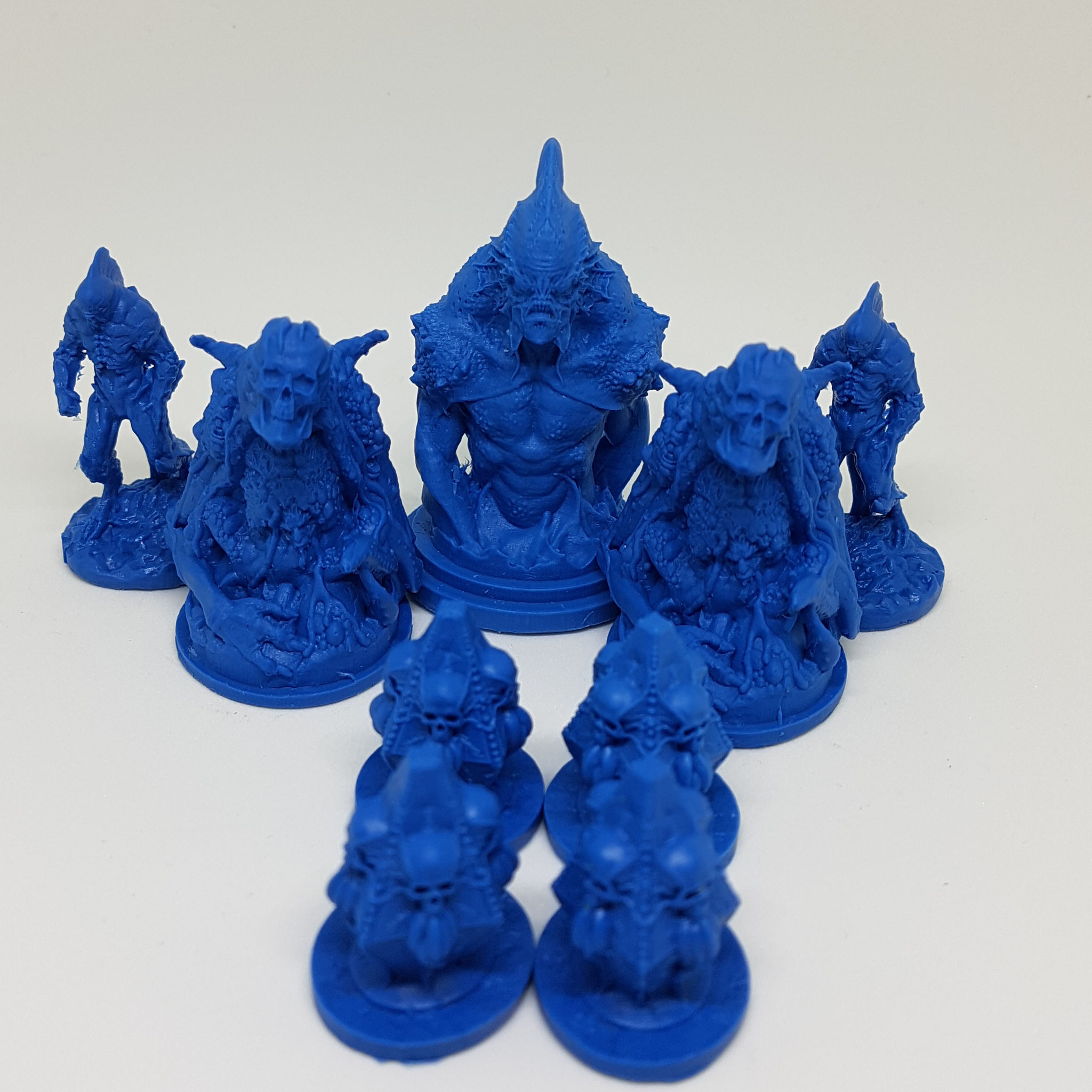 Kickstarter Exclusive Blau