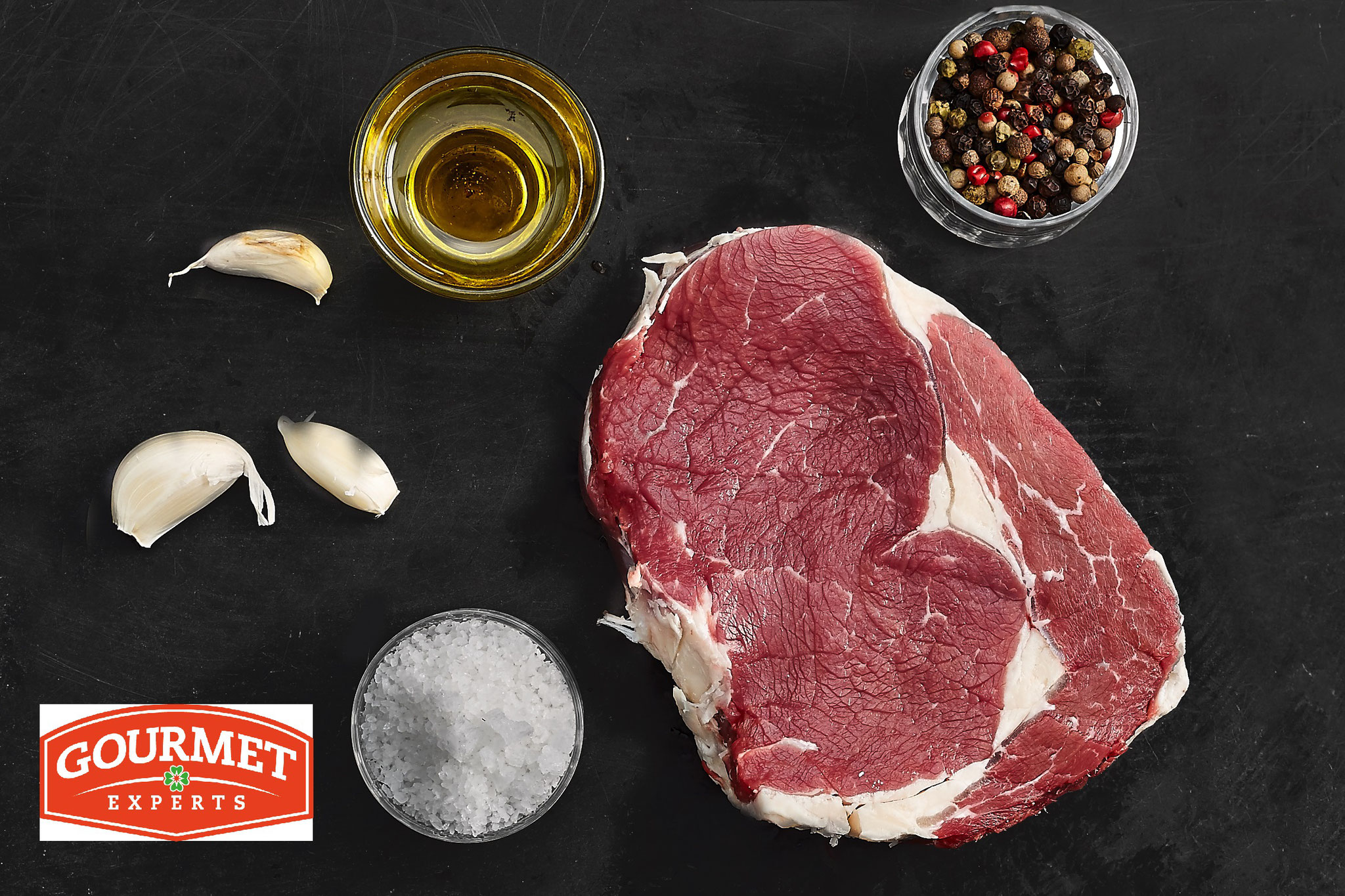 Rib Eye Steak | Gourmet Experts