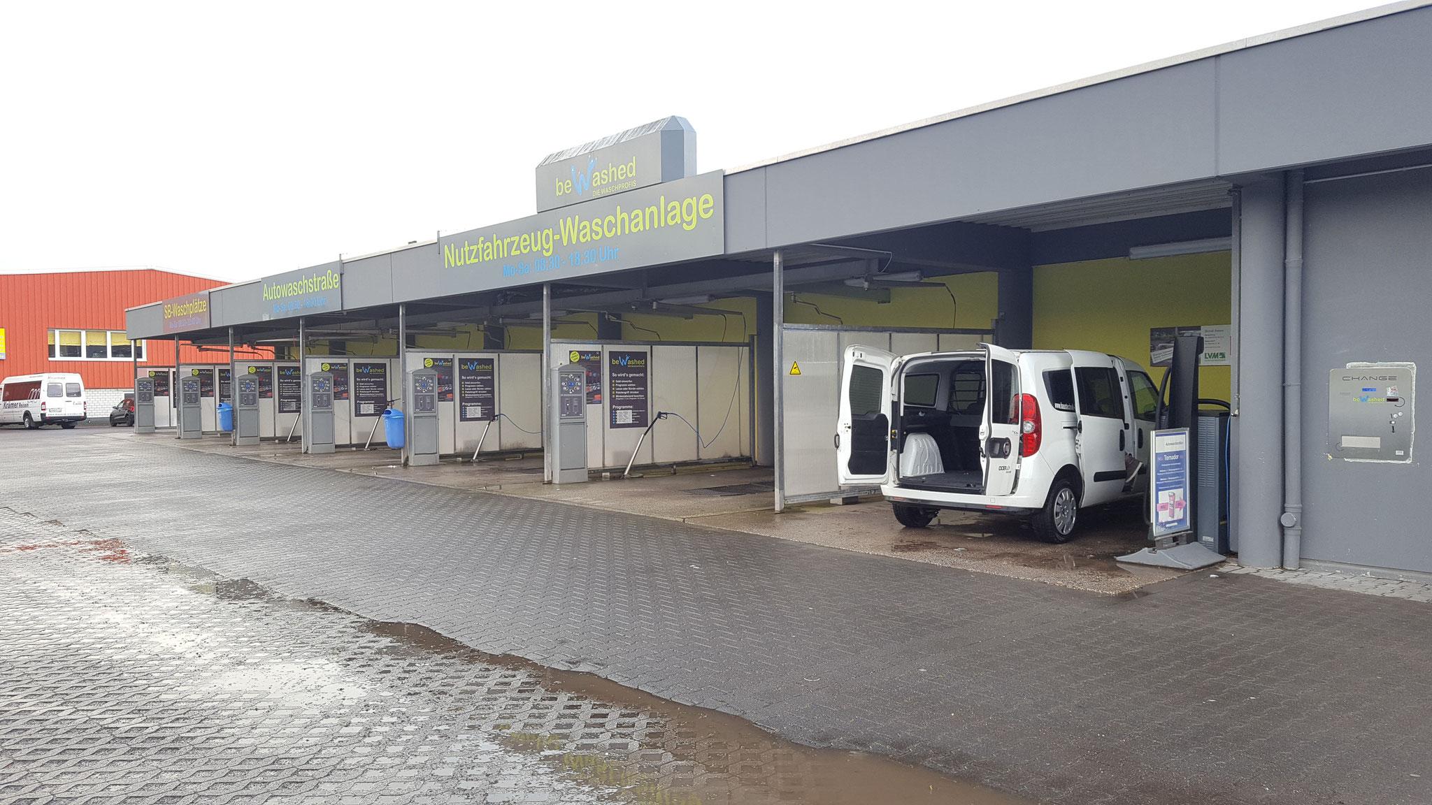 be-washed Waschpark Wittlich