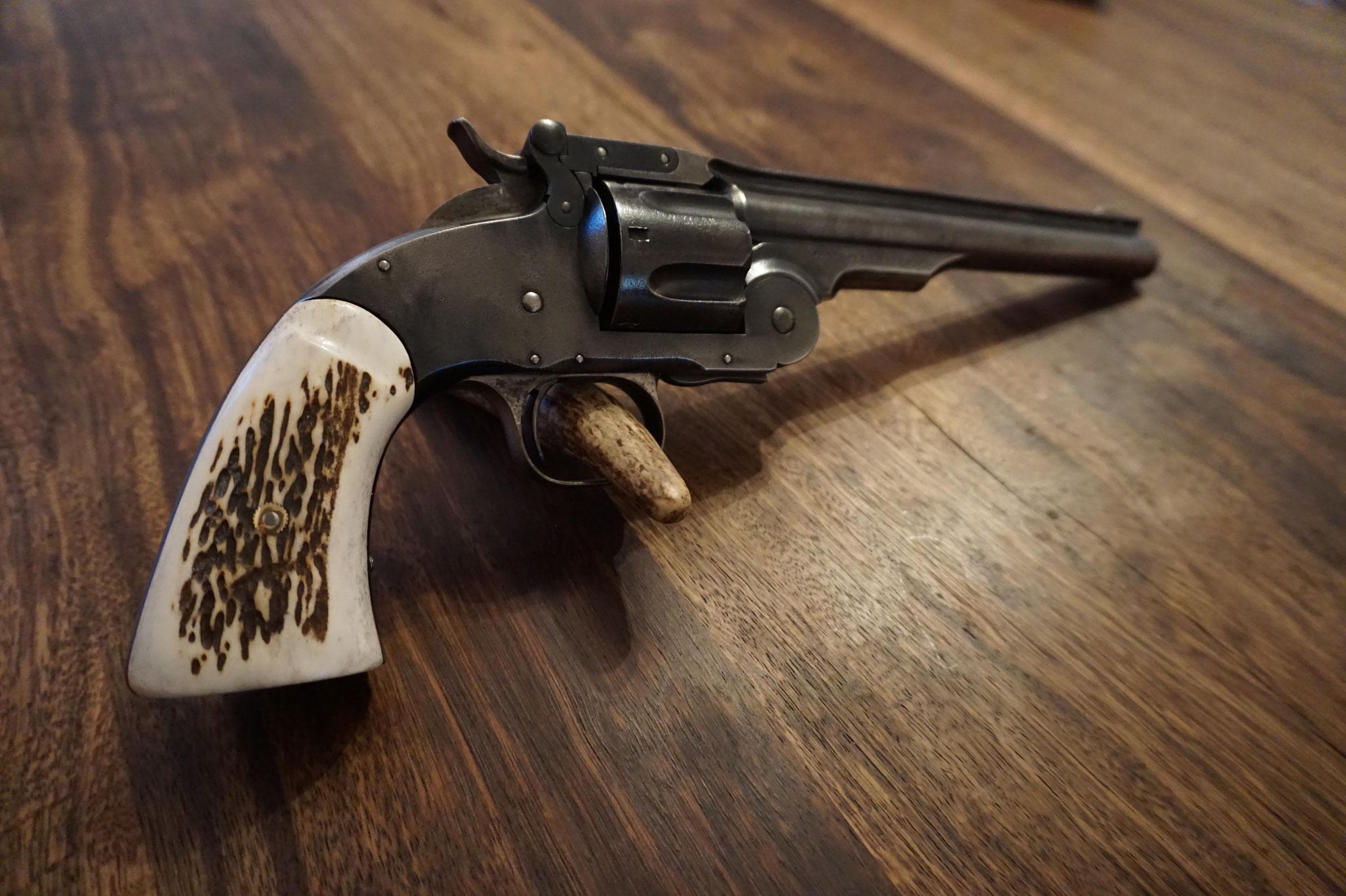 originaler Smith & Wesson Schofield