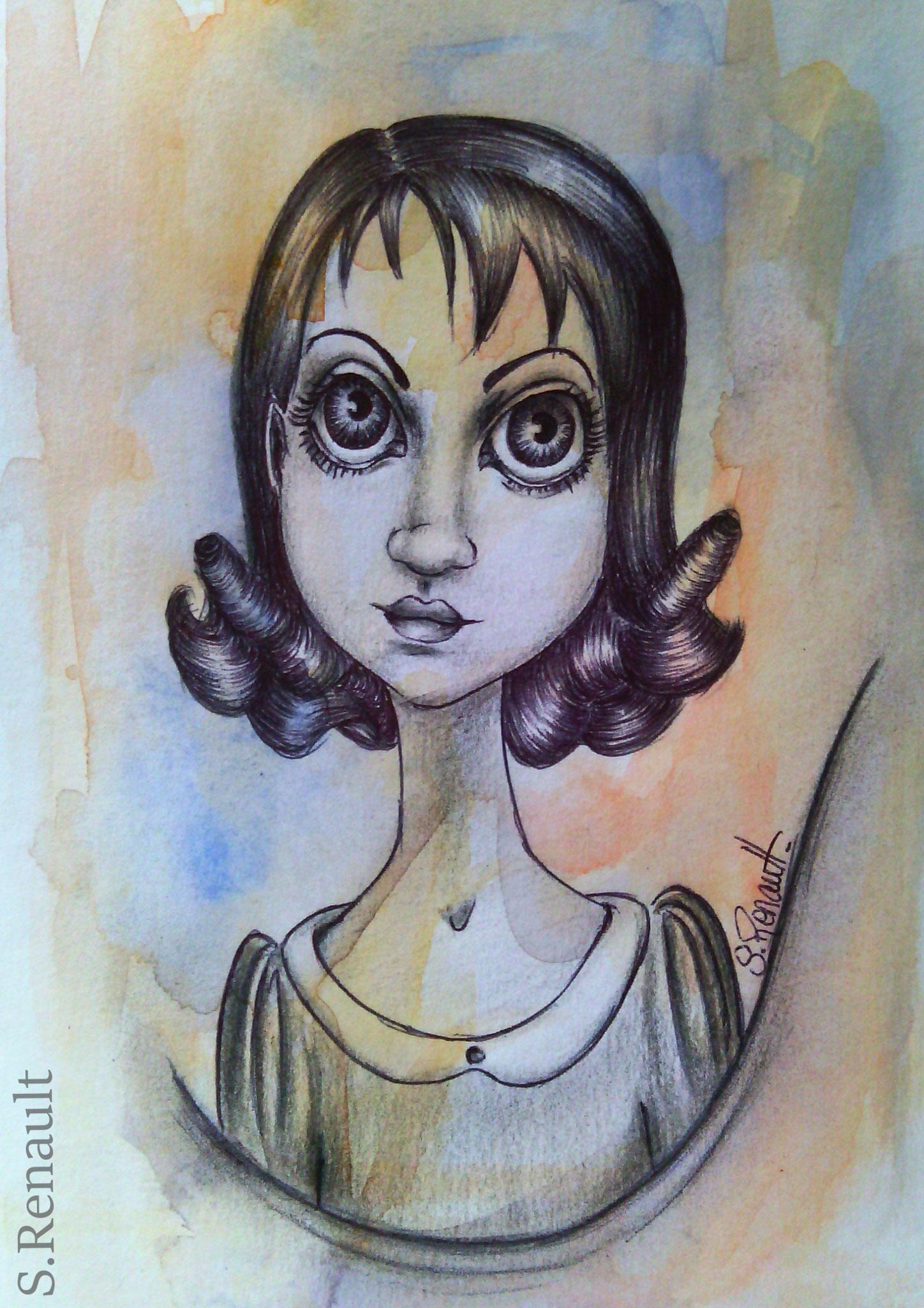 Anna (15x10 cm) 2014