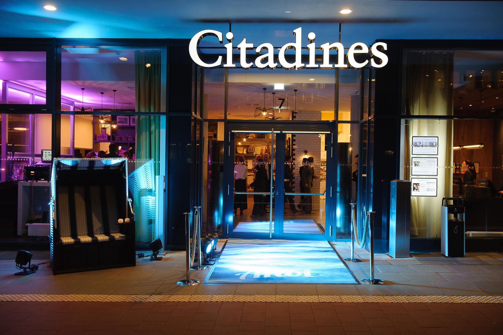 Citadines - Hoteleröffnung