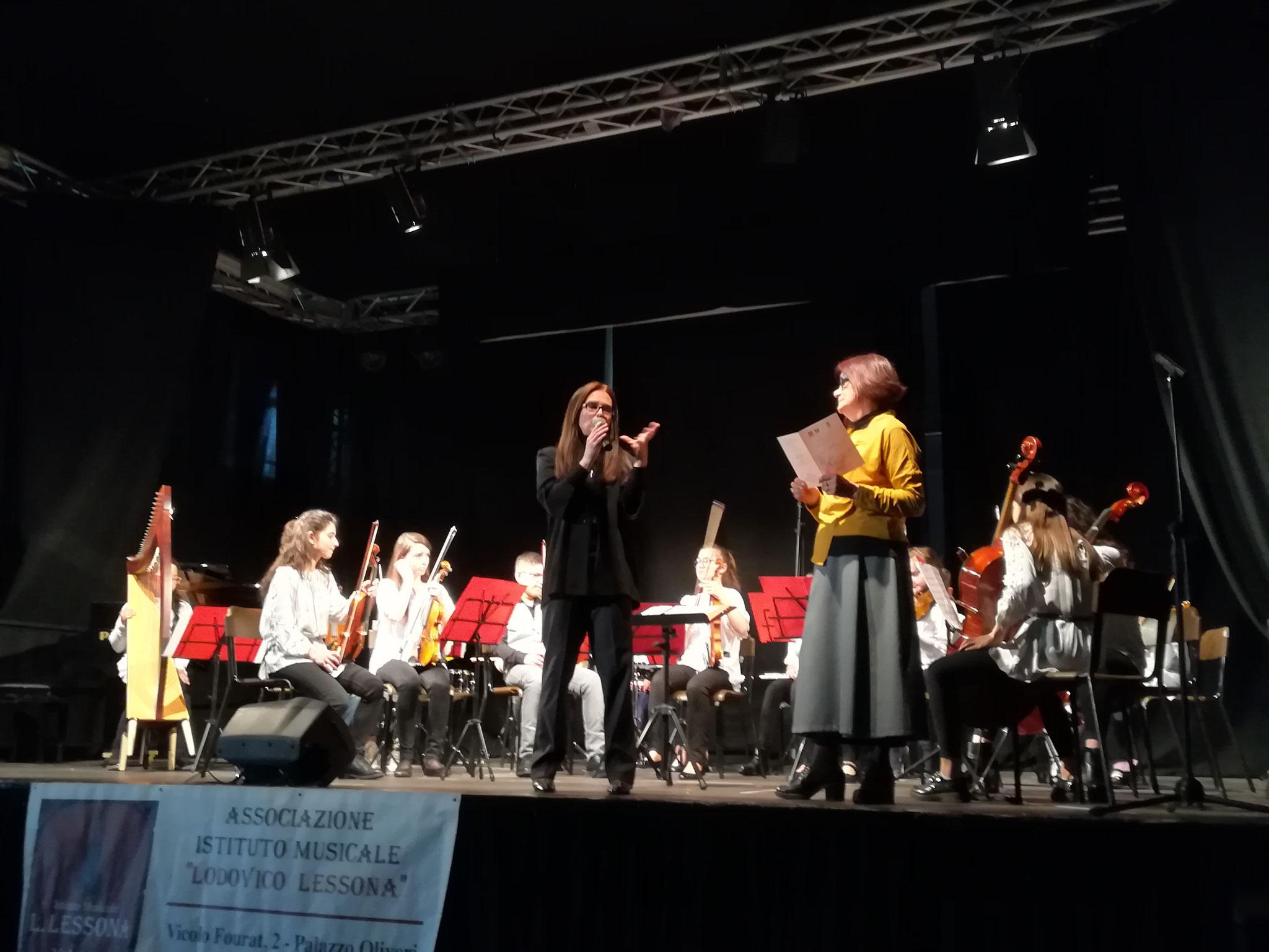 orchestra dei ragazzi Cesare Vittori - Liceo musicale di Rivarolo