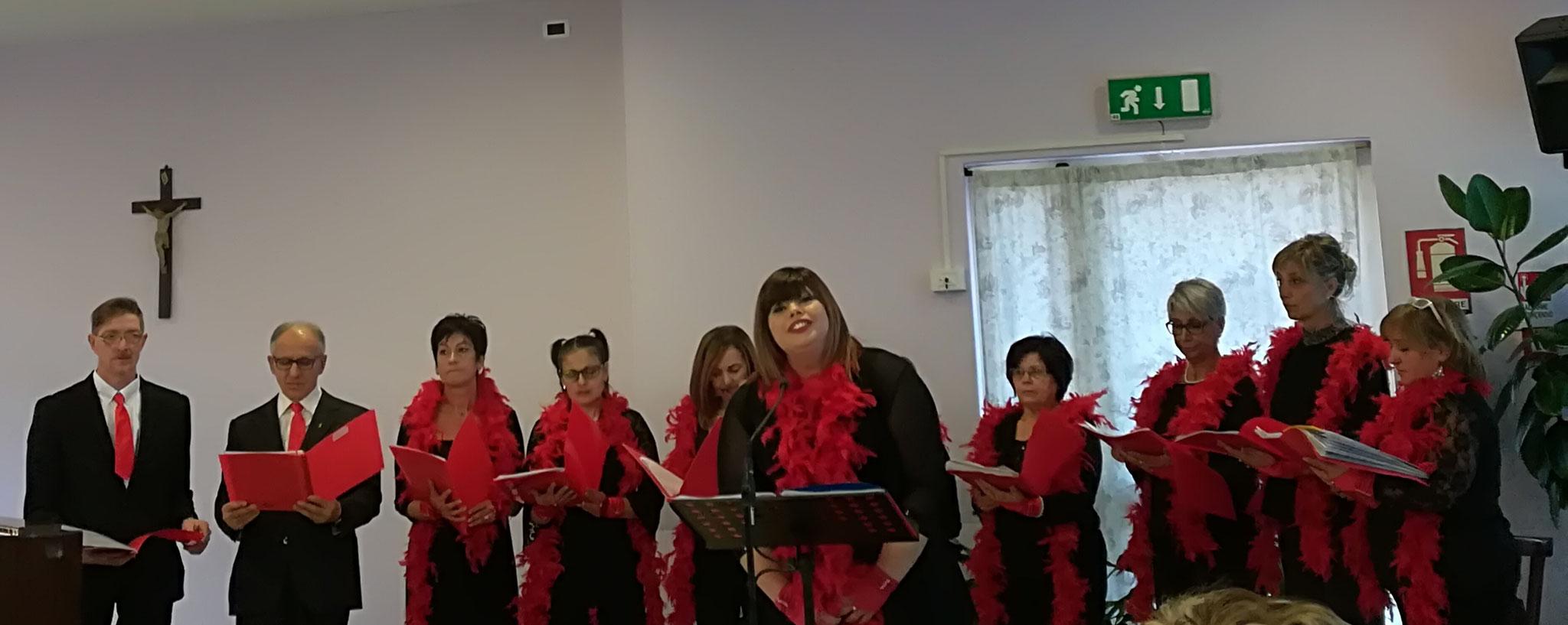Concerto presso Casa di Riposo San Francesco - Volpiano
