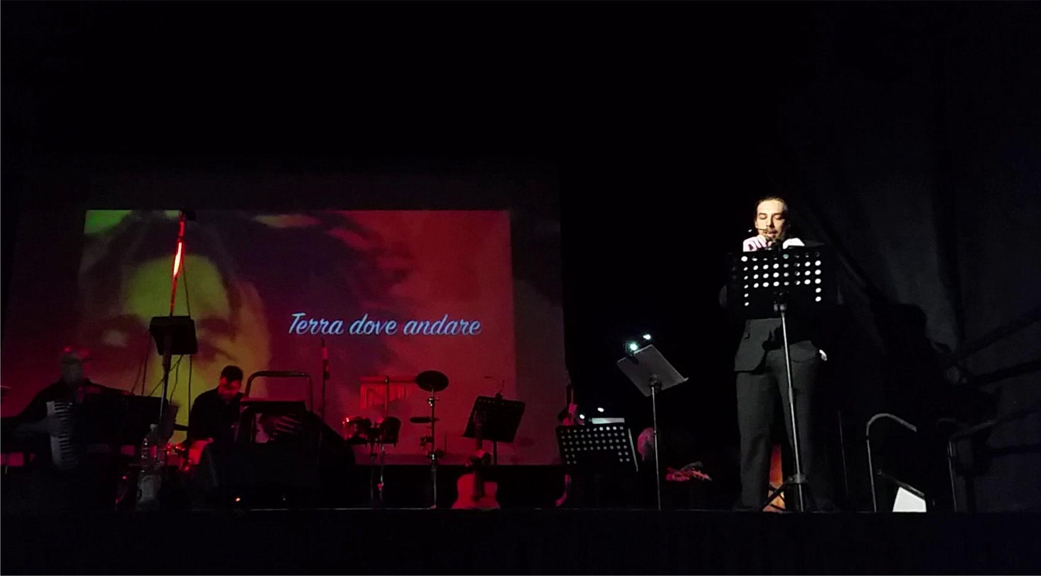Alessandro Berruti, voce recitante